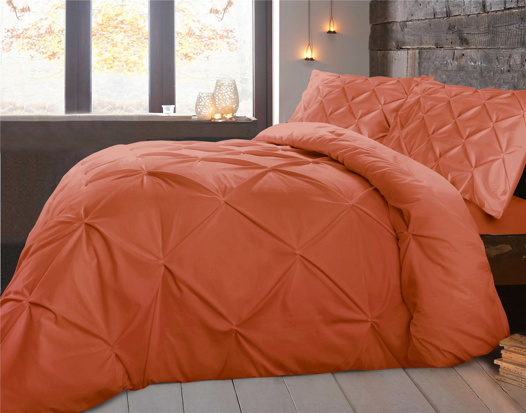 pinched products pleat weber duvet pinch chic whitley set armi zena home cover ruffled piece daya yvonne silver bedding