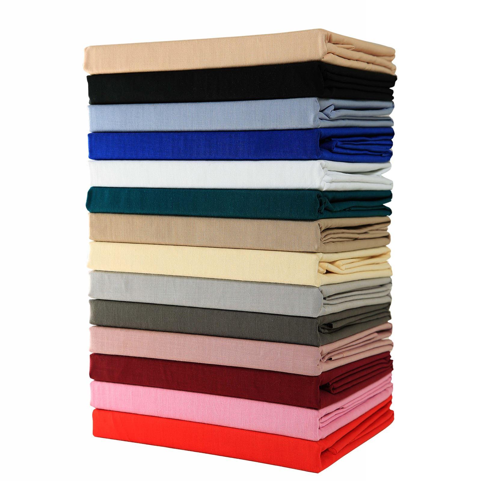 Nimsay home plain box pleated base platform valance sheets for Divan valance sheet