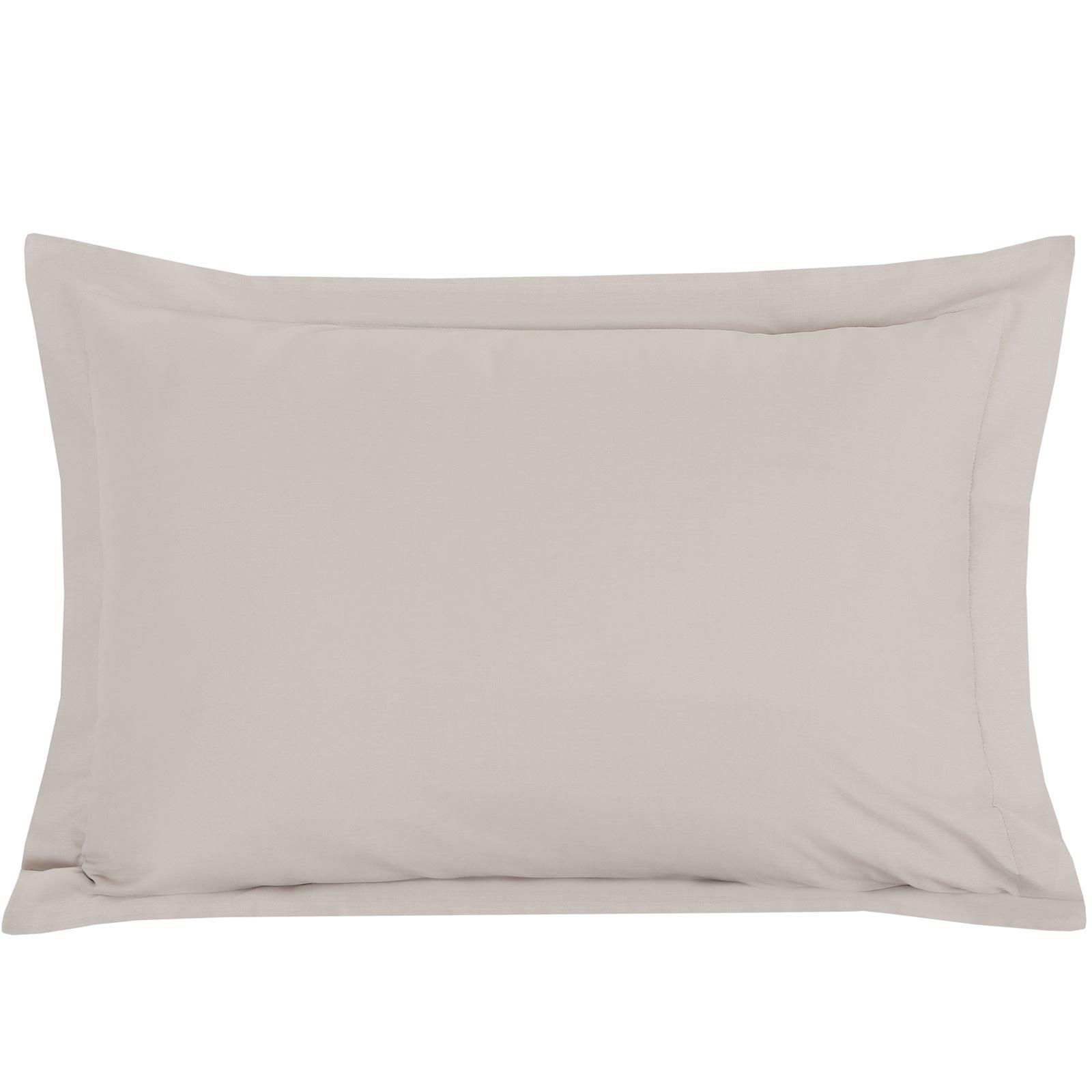 Luxury-100-Egyptian-Cotton-200-Thread-Percale-Plain-Pillowcases-Pillow-Case-Pair thumbnail 27