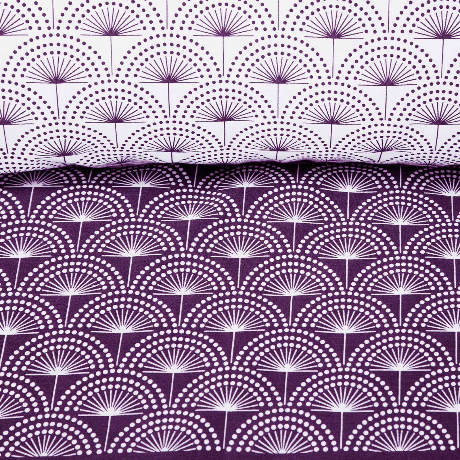 Paloma-Floral-Diente-de-leon-Wallpaper-100-algodon-acolchado-funda-nordica-conjunto-de-ropa-de-cama miniatura 7