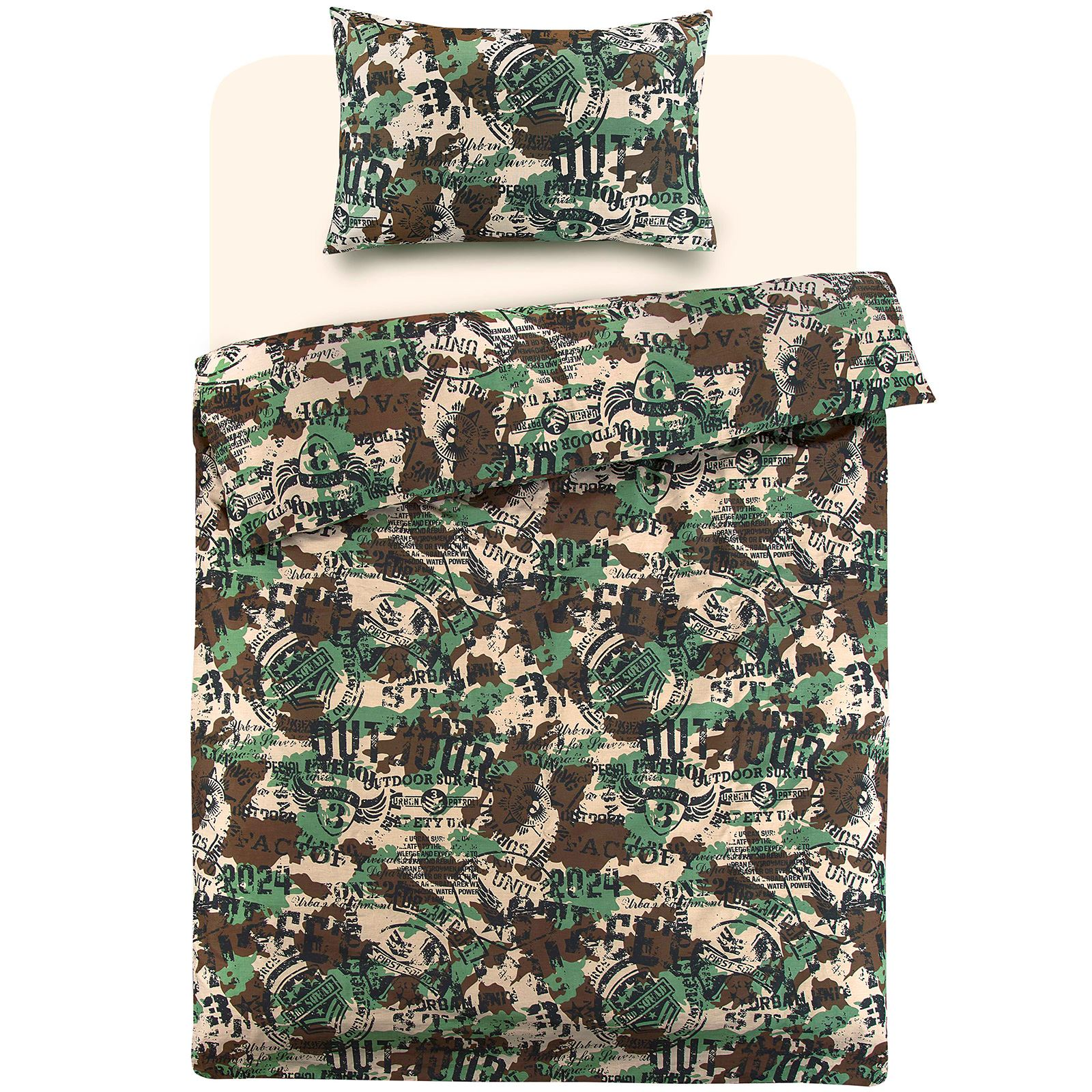 Children-Teenage-Kids-Boys-Girls-Single-Quilt-Duvet-Cover-Pillowcase-Bedding-Set thumbnail 10