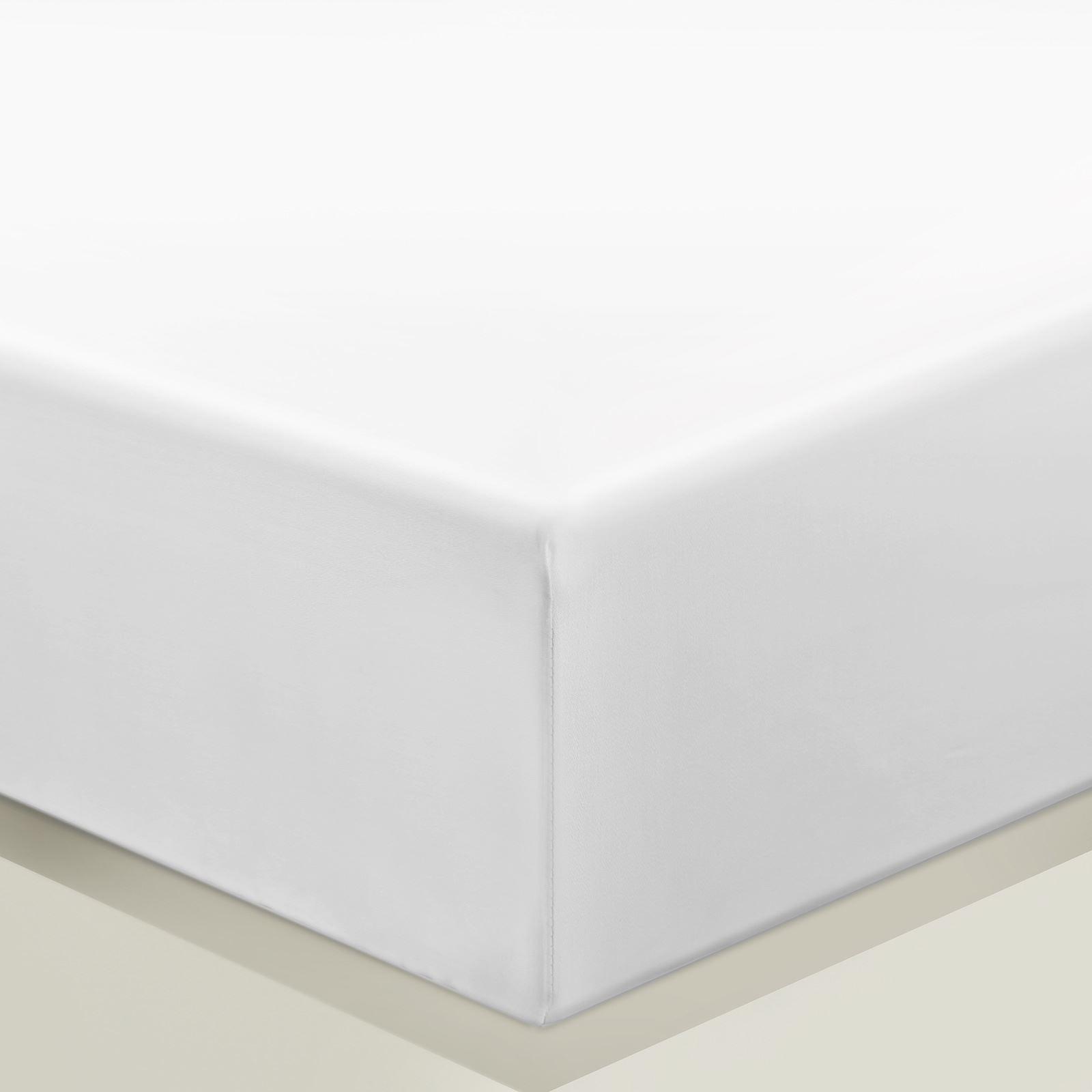 100-algodon-egipcio-de-lujo-a-rayas-Satin-funda-de-edredon-cabido-hoja-plana-Cenefa miniatura 13