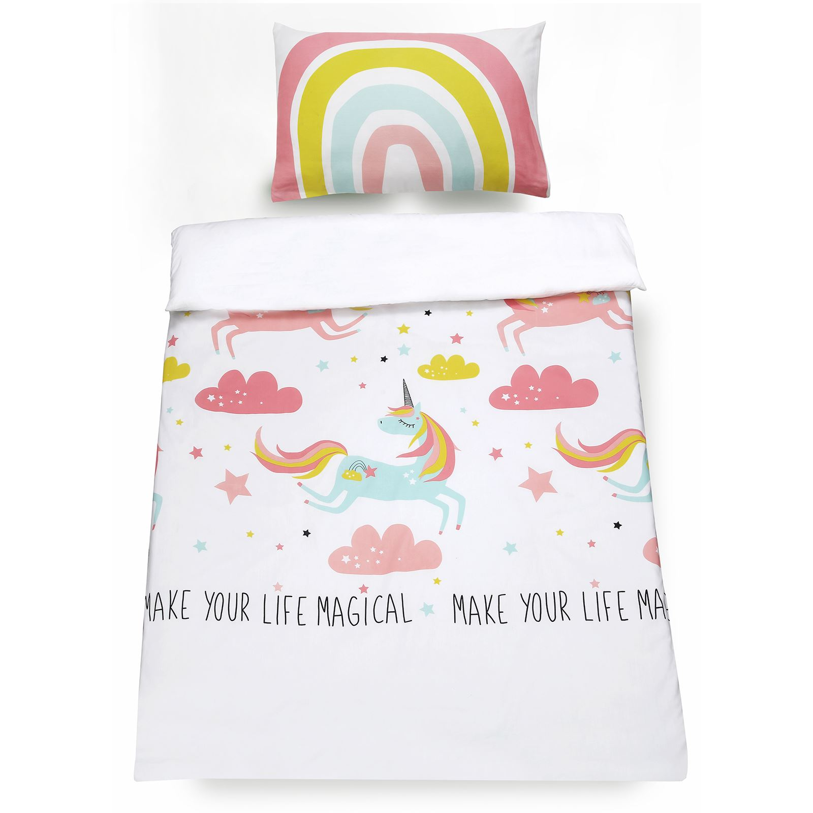 Children-Teenage-Kids-Boys-Girls-Single-Quilt-Duvet-Cover-Pillowcase-Bedding-Set thumbnail 36