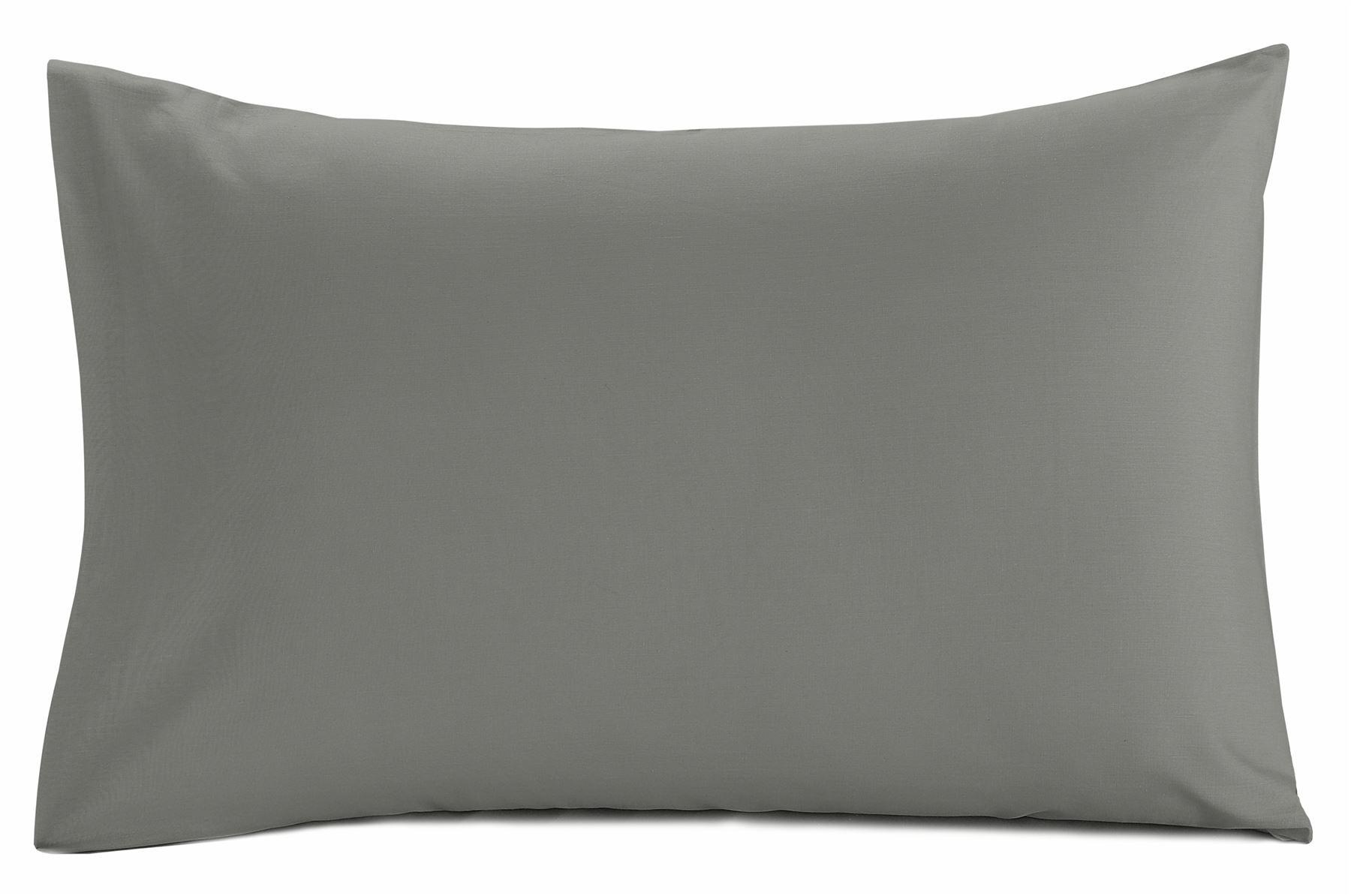 Uni-Plat-Haut-feuille-ou-Taies-d-039-Oreiller-Simple-Double-Super-King-Lit-Toutes-Tailles miniature 33