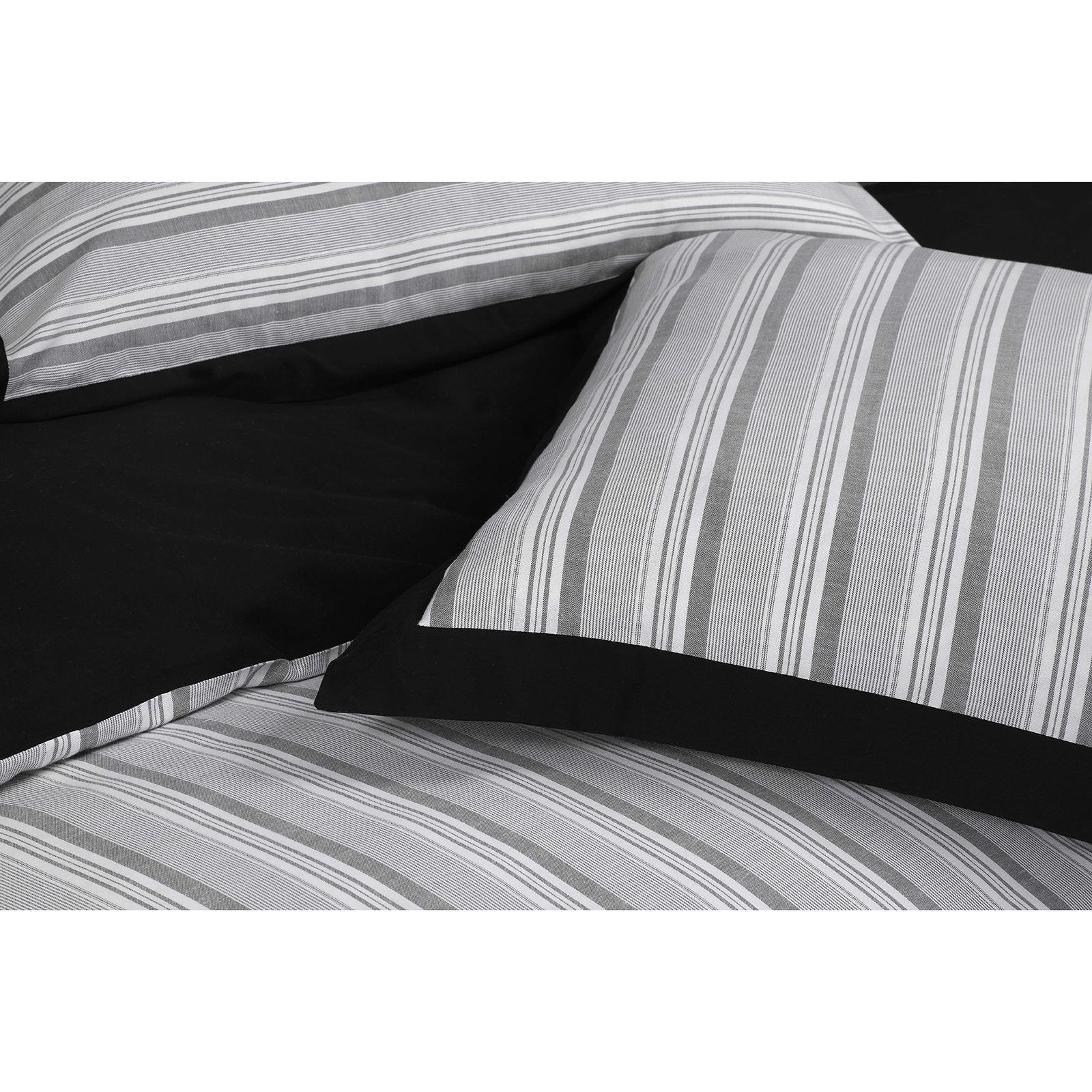 100-Algodon-Cuidado-facil-cubierta-del-edredon-edredon-multicolor-nuevo-conjunto-de-ropa-de-cama miniatura 6