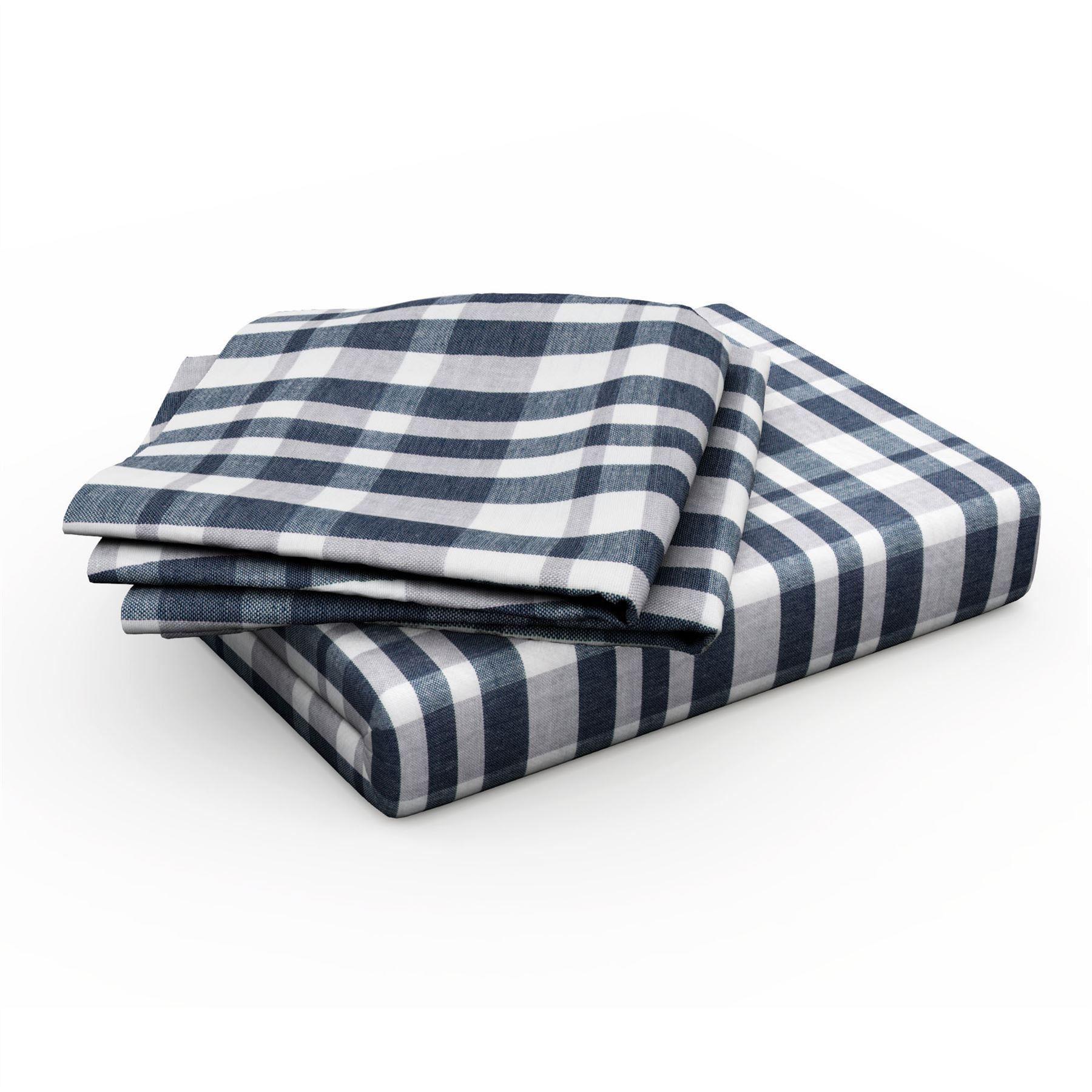 100-Algodon-Cuidado-facil-cubierta-del-edredon-edredon-multicolor-nuevo-conjunto-de-ropa-de-cama miniatura 15