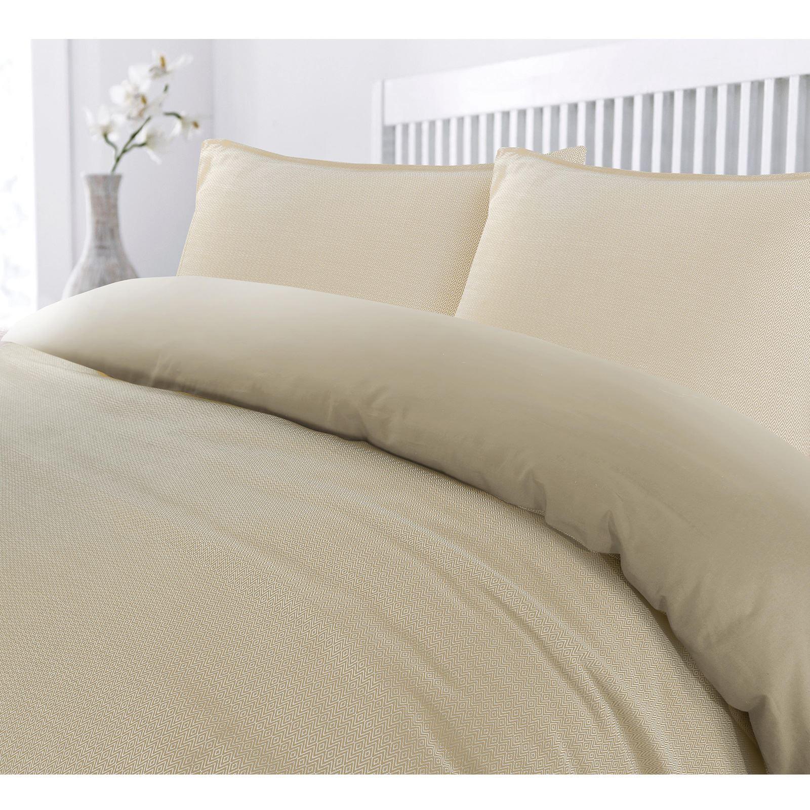 Diamond-yarn-tenido-de-tejido-de-primera-calidad-100-algodon-acolchado-funda-nordica-conjunto-de miniatura 3