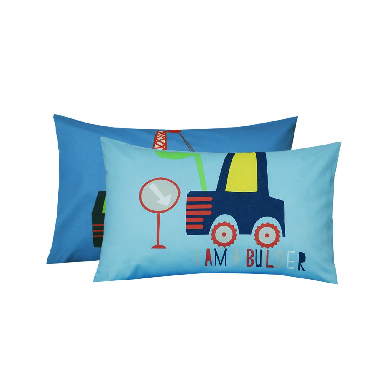Children-Teenage-Kids-Boys-Girls-Single-Quilt-Duvet-Cover-Pillowcase-Bedding-Set thumbnail 13