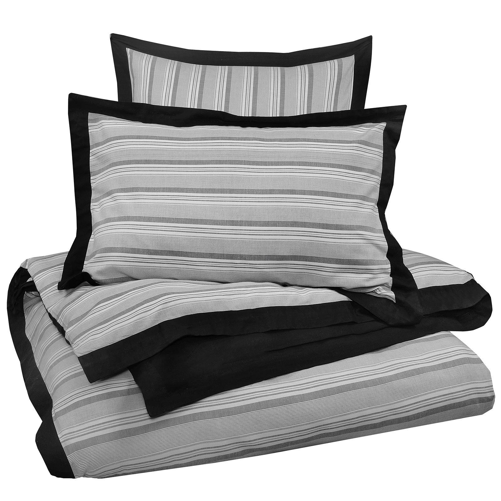 100-Algodon-Cuidado-facil-cubierta-del-edredon-edredon-multicolor-nuevo-conjunto-de-ropa-de-cama miniatura 5