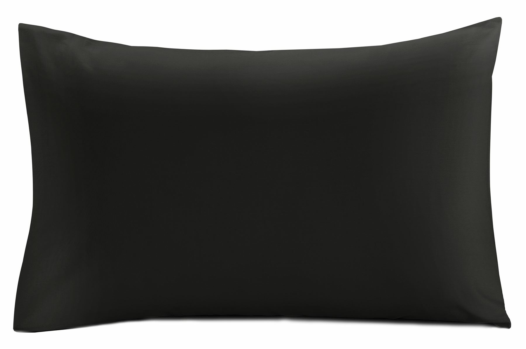 Uni-Plat-Haut-feuille-ou-Taies-d-039-Oreiller-Simple-Double-Super-King-Lit-Toutes-Tailles miniature 3
