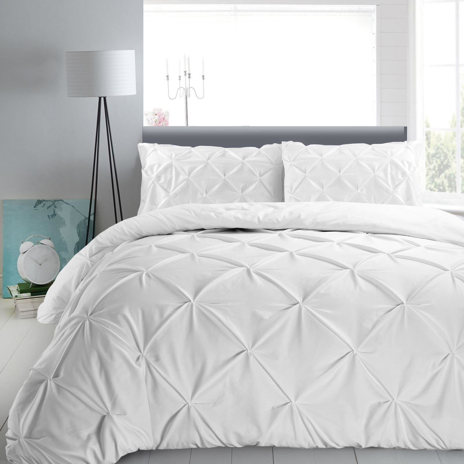west cover cotton duvet o organic pinched gray products elm feather shams pintuck