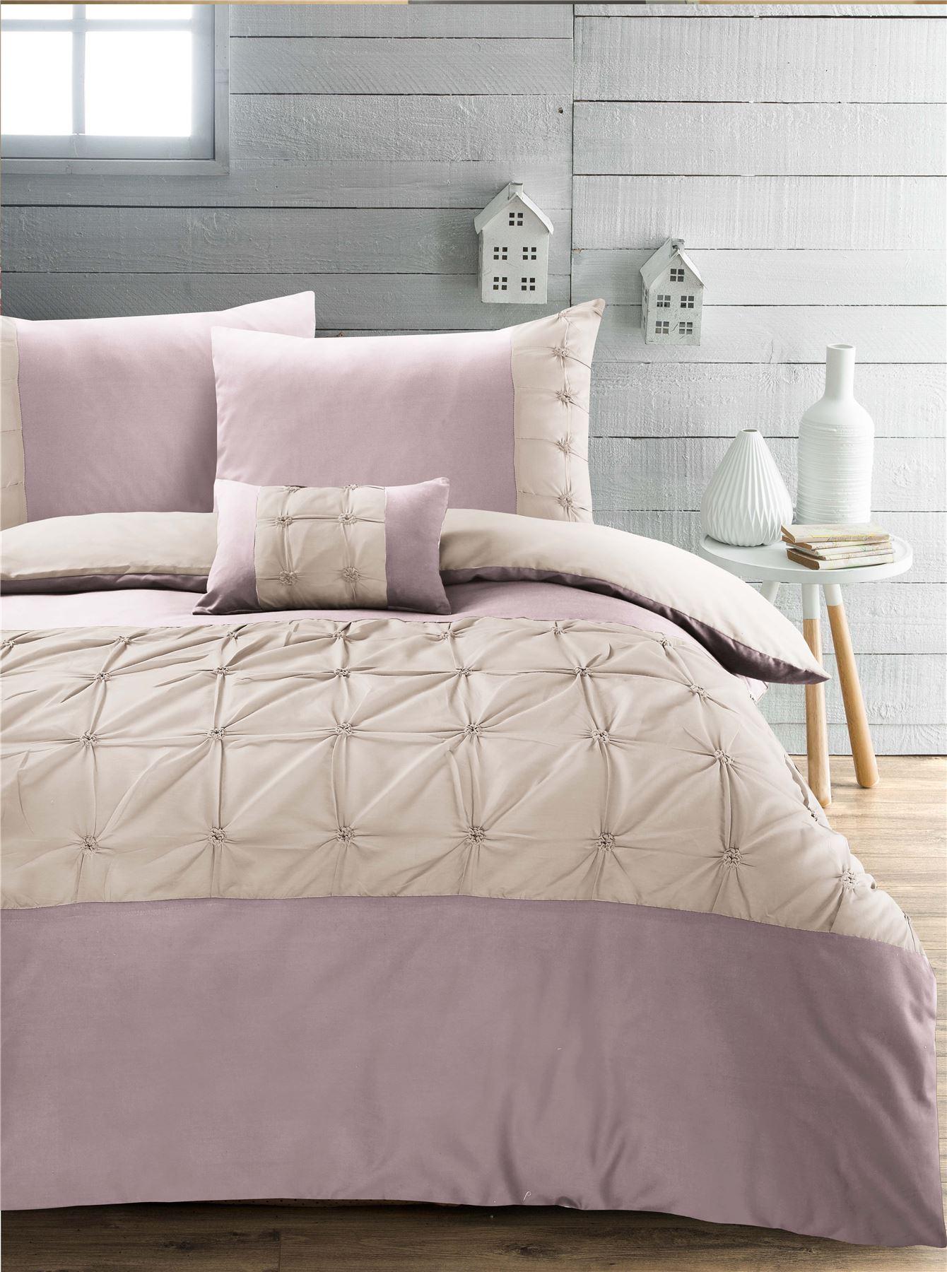 duvet linen quilt koo bed covers cover ruched bella set nz white