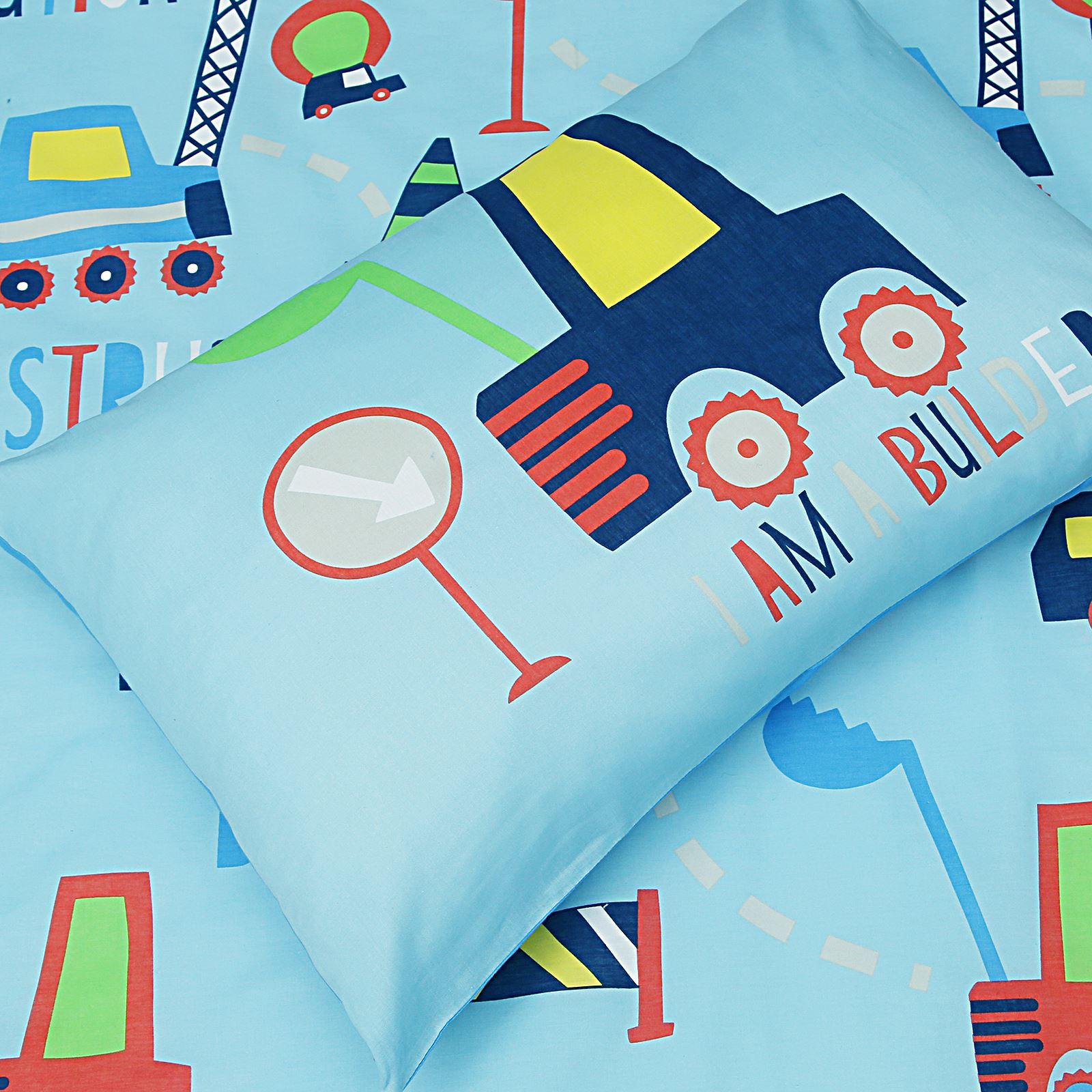 Children-Teenage-Kids-Boys-Girls-Single-Quilt-Duvet-Cover-Bedding-Bed-Set thumbnail 8
