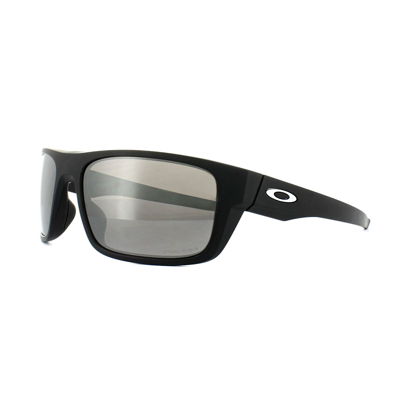 Details about Oakley Sunglasses Drop Point OO9367 08 Matt Black Prizm Black Polarized