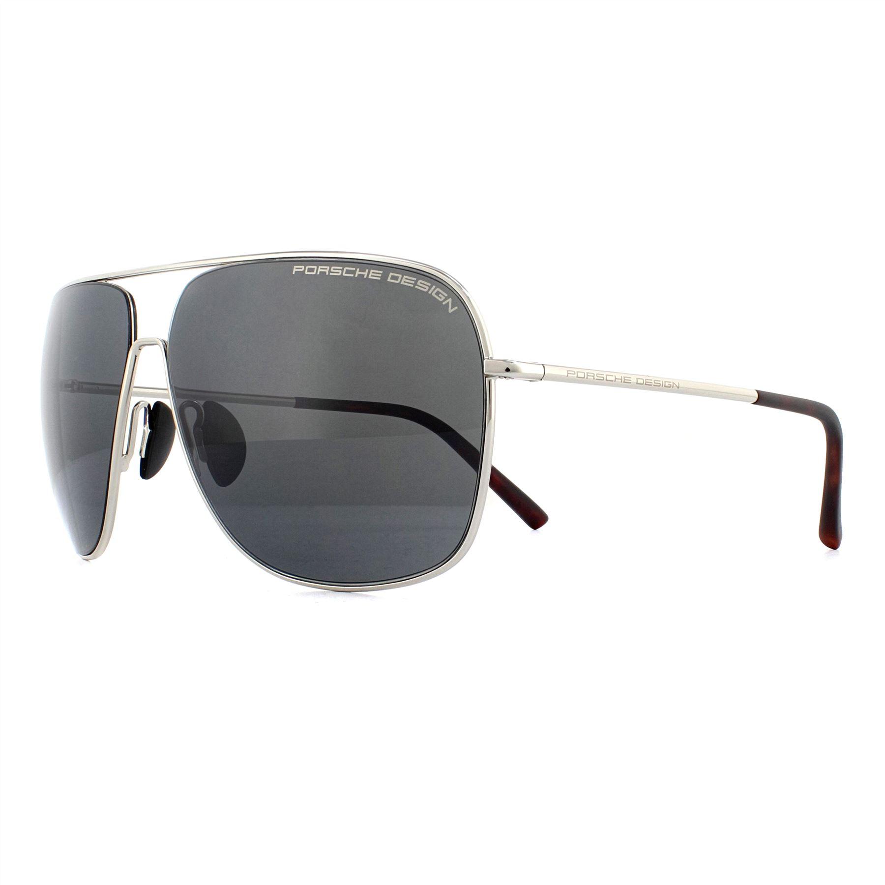 polarisiert Modische Designer-Sonnenbrille 100/% UV Schutz Porsche Design