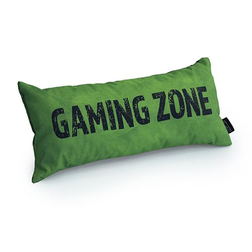 Green Gaming Zone Game Over Gaming Cushion Boys Room Xbox Ps4 Nintendo Switch 5056086385710 Ebay