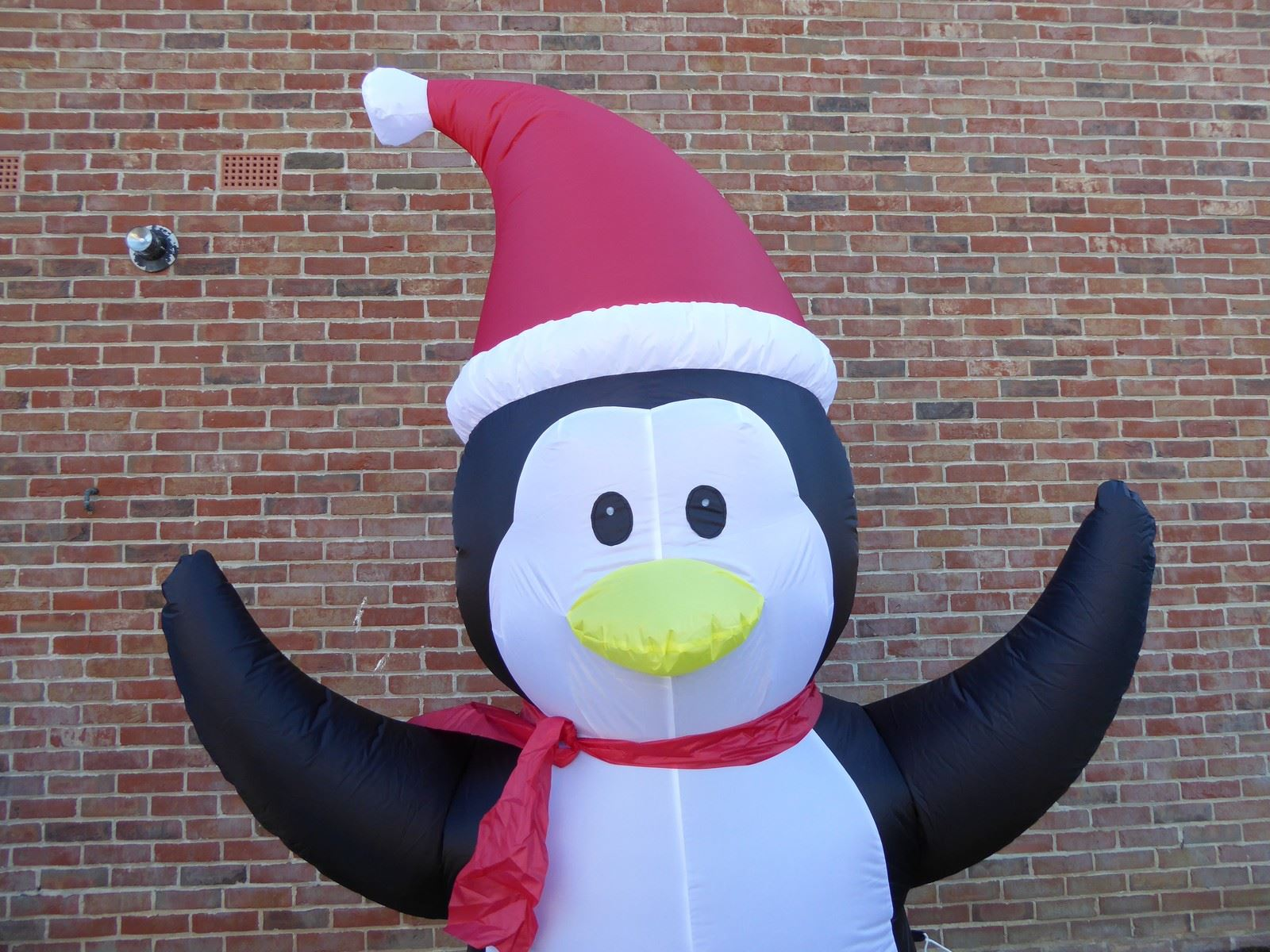 Large-inflatable-Christmas-Decorations-With-Lights-Indoor-Outdoor-Santa-Snowman miniatura 55
