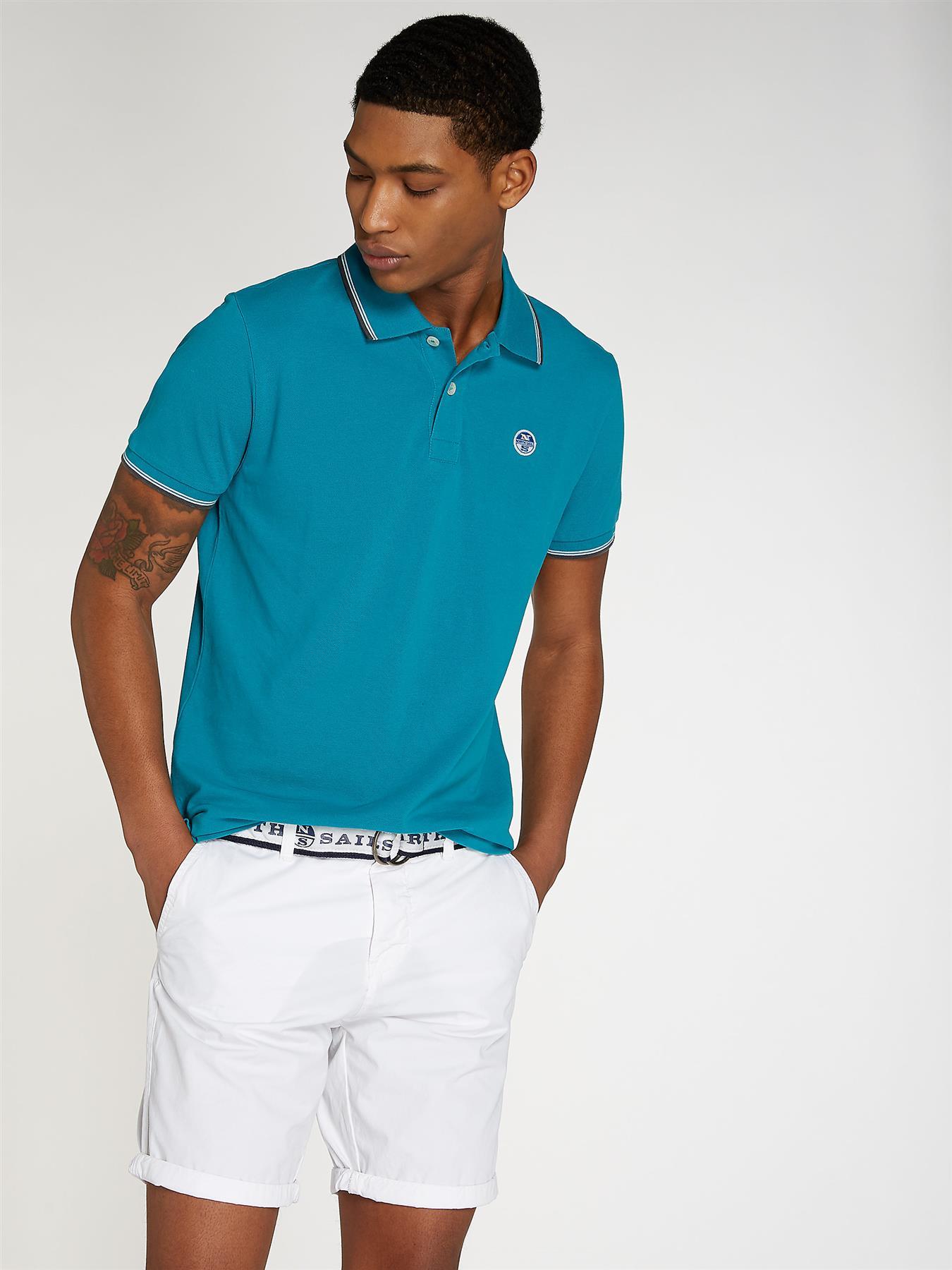 NEW-North-Sails-Legacy-Heritage-Mens-Cotton-Polo-Shirt-Top-Size-S-M-L-XL-XXL-3XL thumbnail 43