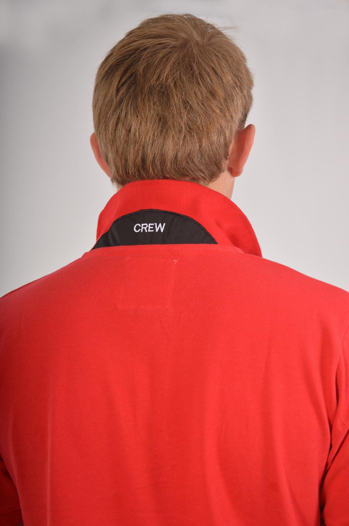 CREW CLOTHING Mens Cotton Pique Polo Shirt Original Store Price £37