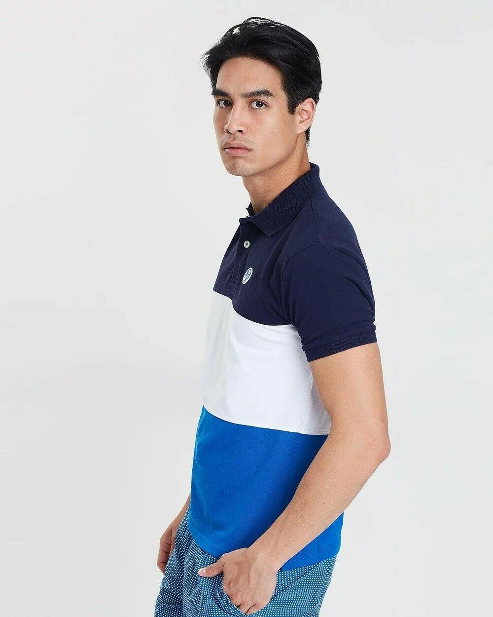 NORTH-SAILS-Mens-Legacy-Heritage-Short-Sleeve-Polo-Shirt-SALE-RRP-50 thumbnail 30