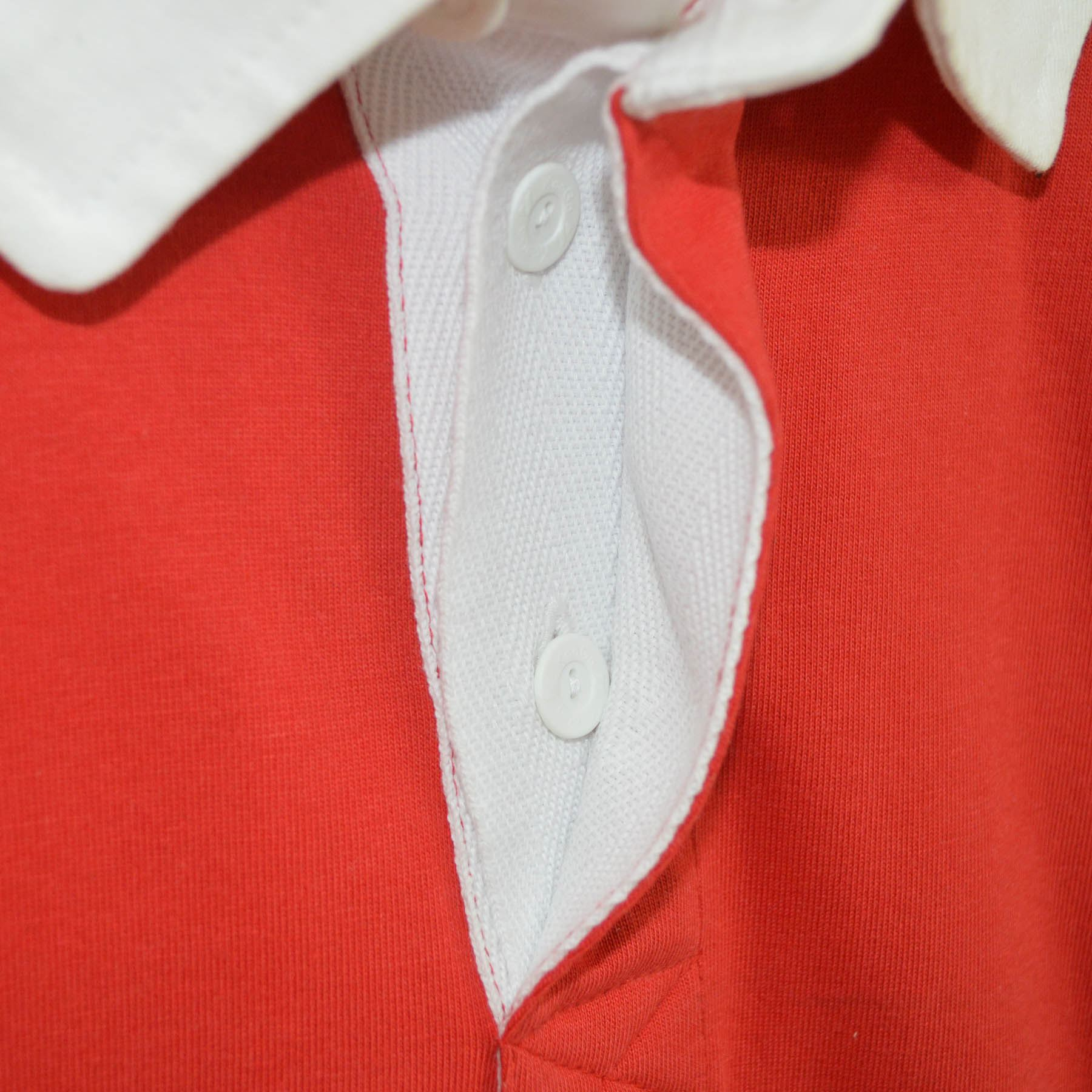 NEW-Kooga-Mens-Polo-Rugby-Shirt-Top-in-Red-or-Green-Size-S-amp-XL thumbnail 8