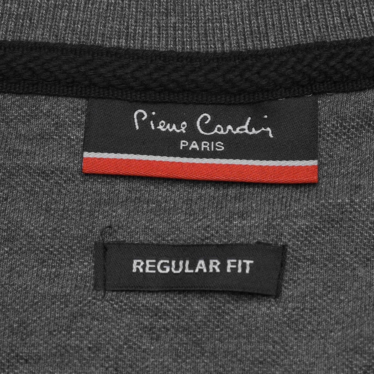 NEW-Pierre-Cardin-Mens-Long-Sleeve-Pure-Cotton-Polo-Shirt-Size-S-M-L-XL-XXL thumbnail 18