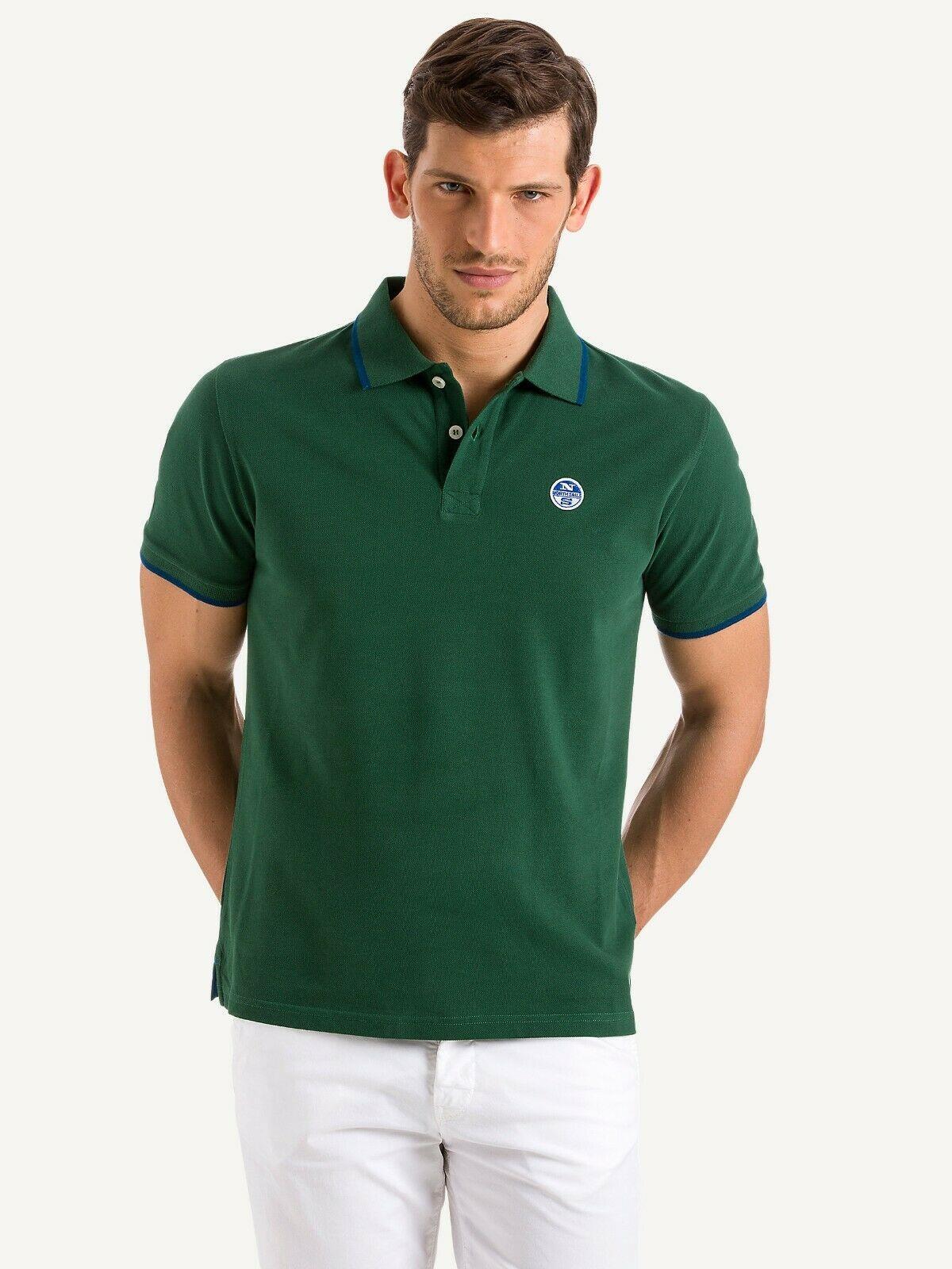 NORTH-SAILS-Mens-Legacy-Heritage-Short-Sleeve-Polo-Shirt-SALE-RRP-50 thumbnail 44