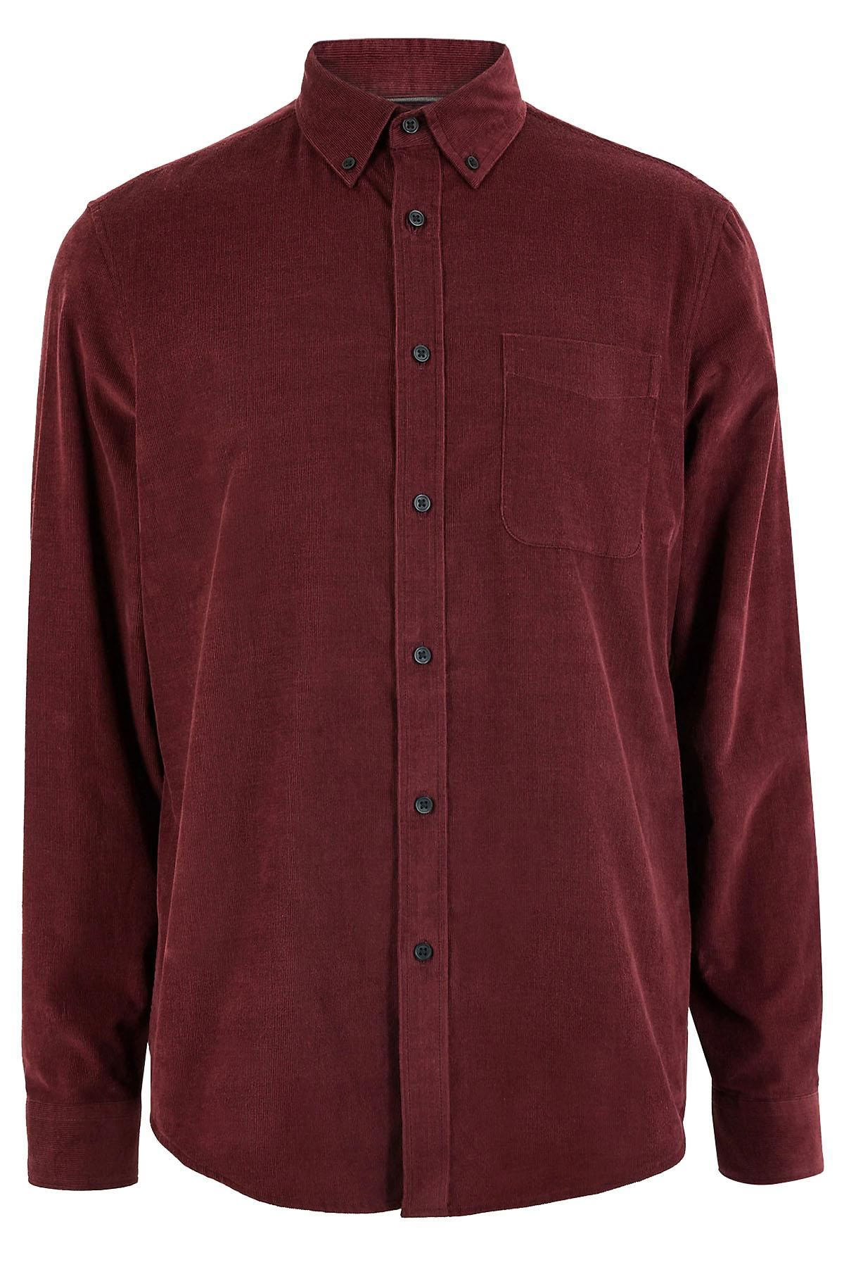 M-amp-S-Marks-and-Spencer-Mens-Fine-Cotton-Corduroy-Needlecord-Shirt-XL-4XL thumbnail 15