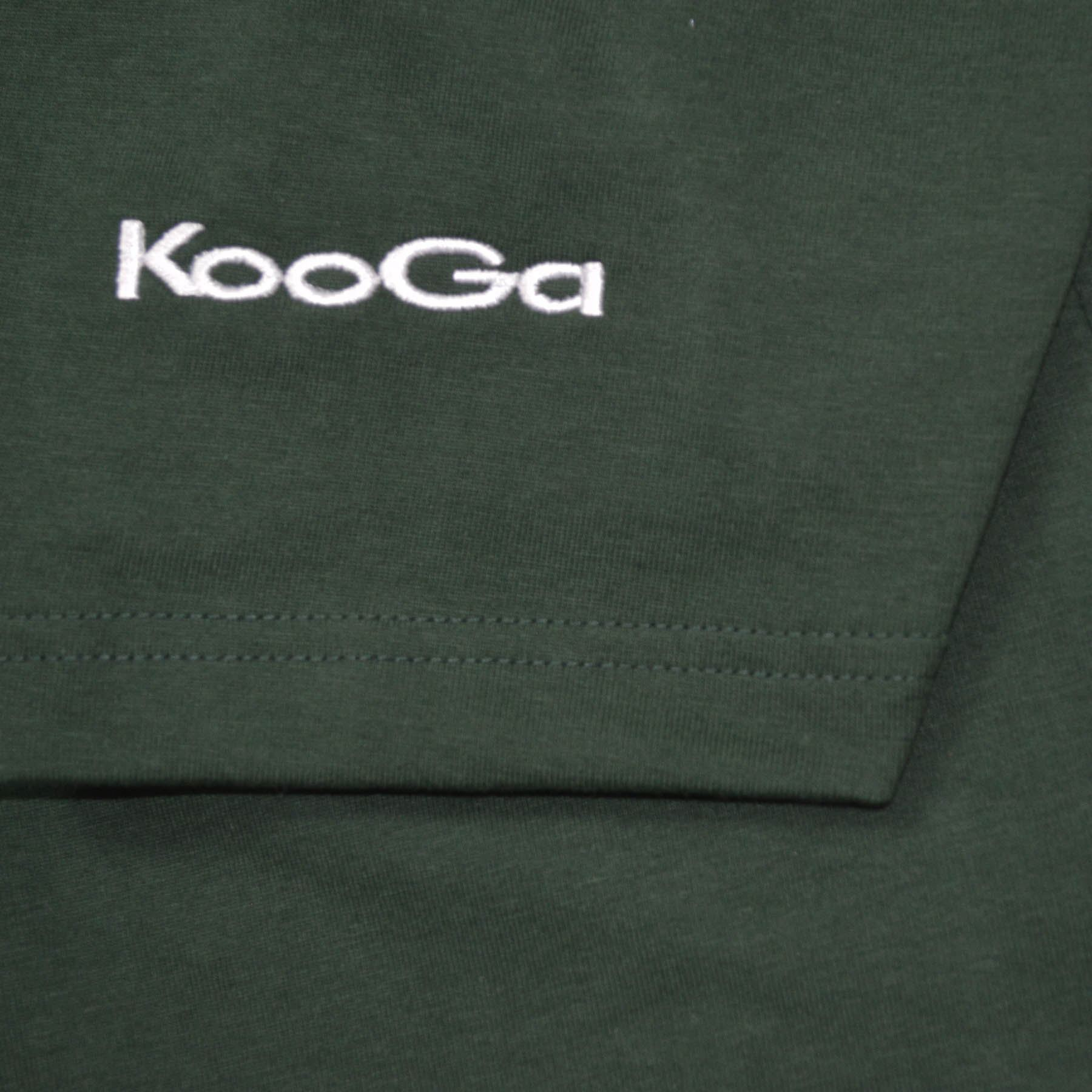 NEW-Kooga-Mens-Polo-Rugby-Shirt-Top-in-Red-or-Green-Size-S-amp-XL thumbnail 5