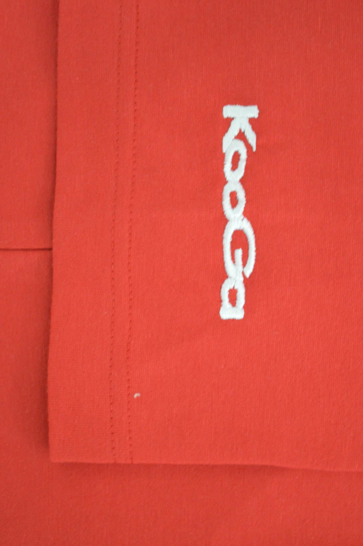 NEW-Kooga-Mens-Polo-Rugby-Shirt-Top-in-Red-or-Green-Size-S-amp-XL thumbnail 9