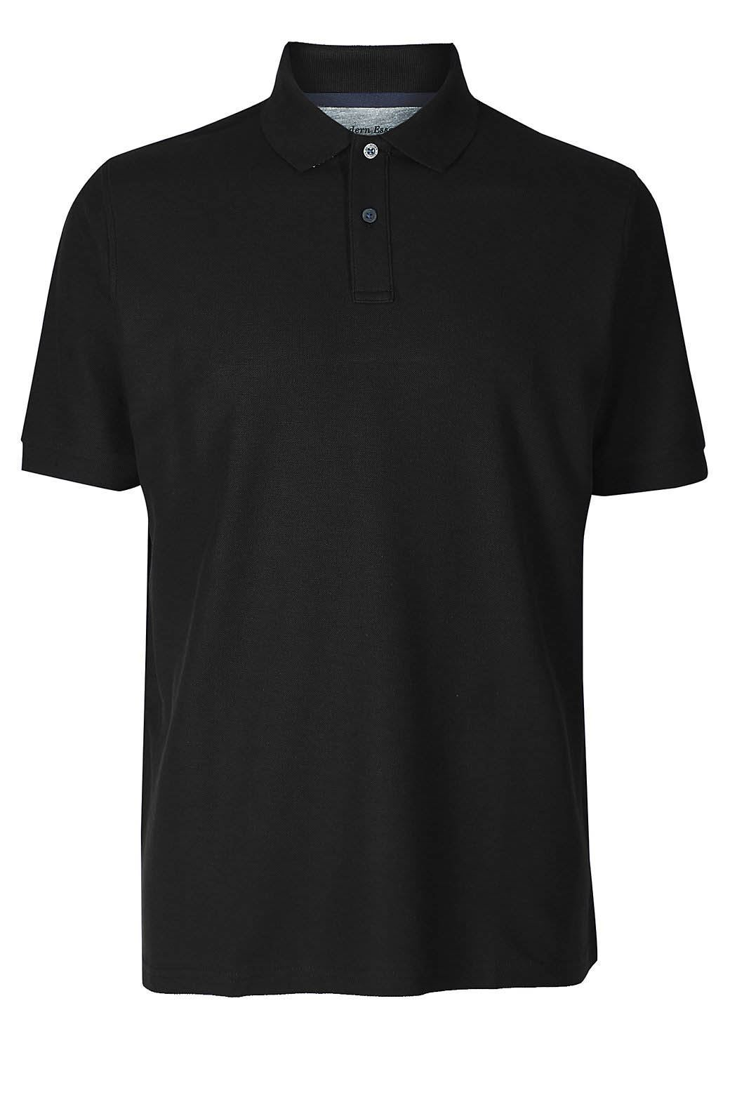 MARKS-amp-SPENCER-Mens-Classic-Cotton-Polo-Shirt-M-amp-S-All-Colours-and-Large-Sizes thumbnail 6