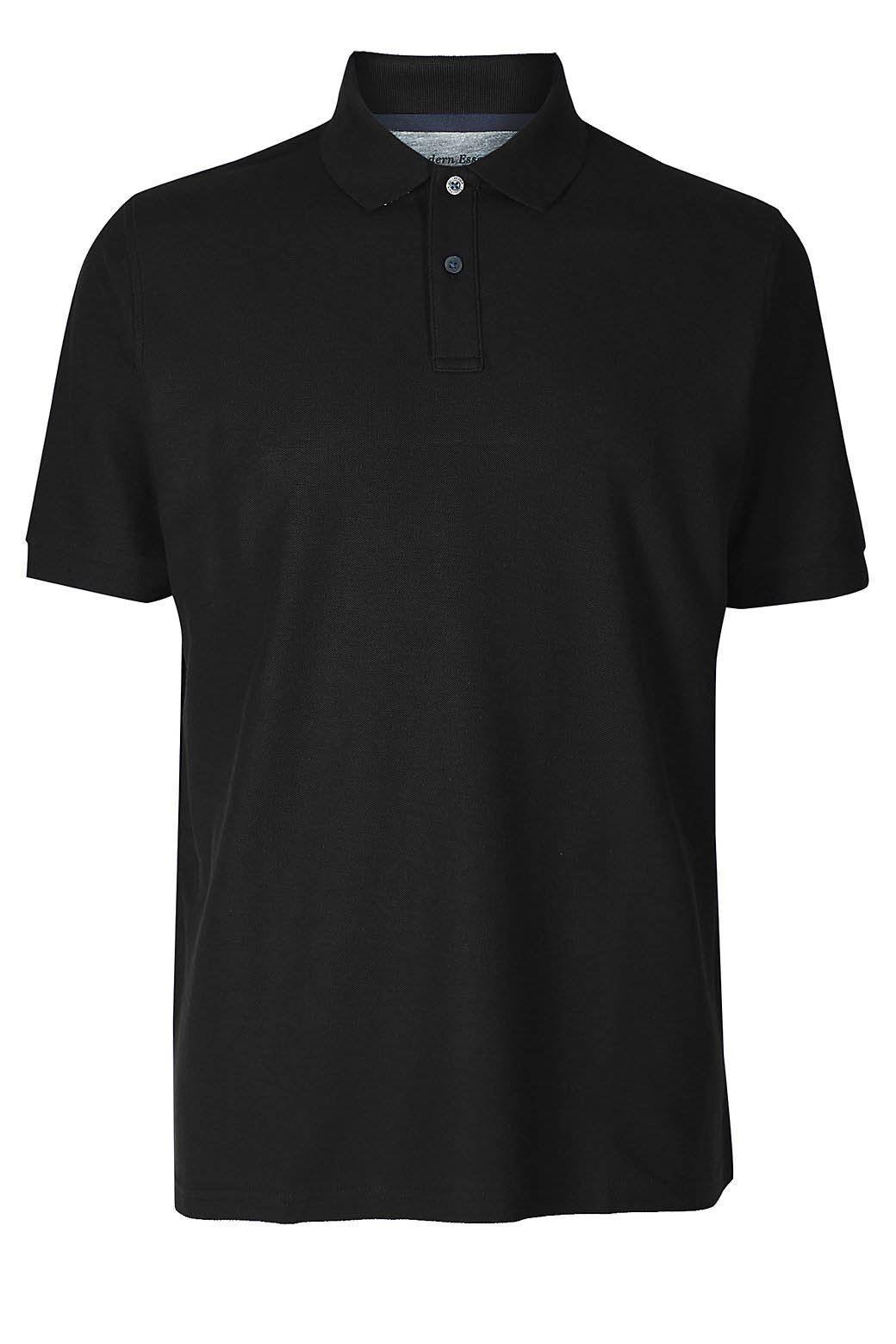 Marks-amp-Spencer-Camisa-Polo-Para-Hombre-Algodon-Clasico-M-amp-S-todos-los-colores-y-tamanos-de miniatura 6