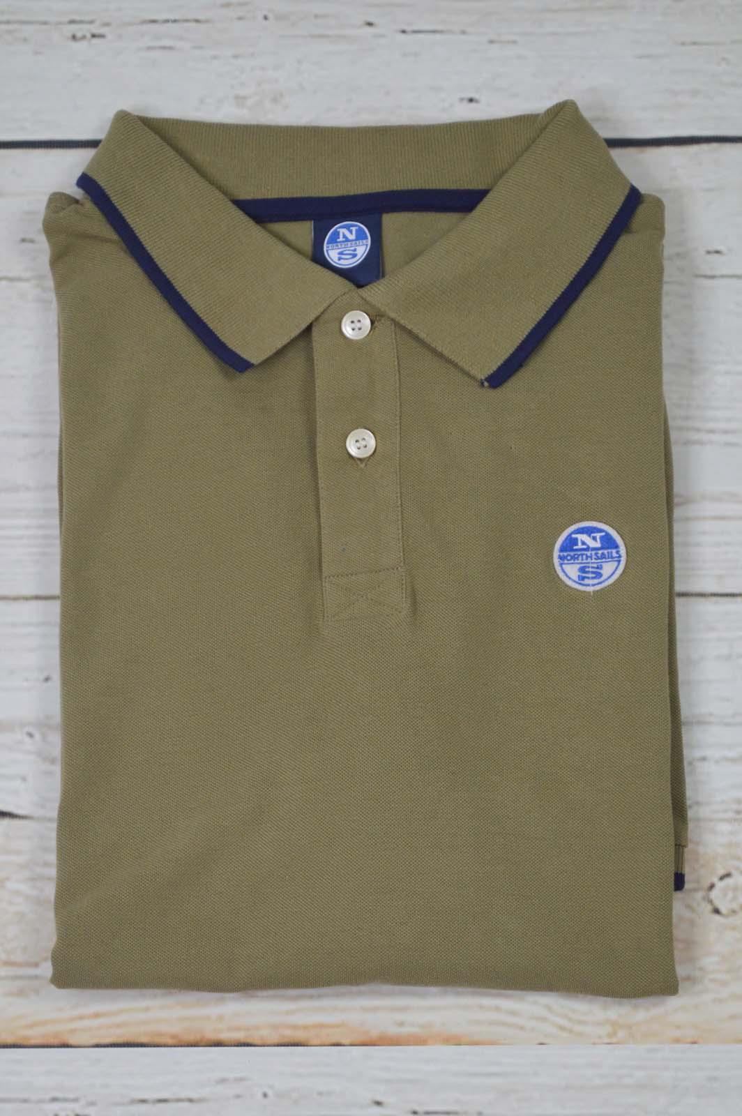 NORTH-SAILS-Mens-Legacy-Heritage-Short-Sleeve-Polo-Shirt-SALE-RRP-50 thumbnail 21