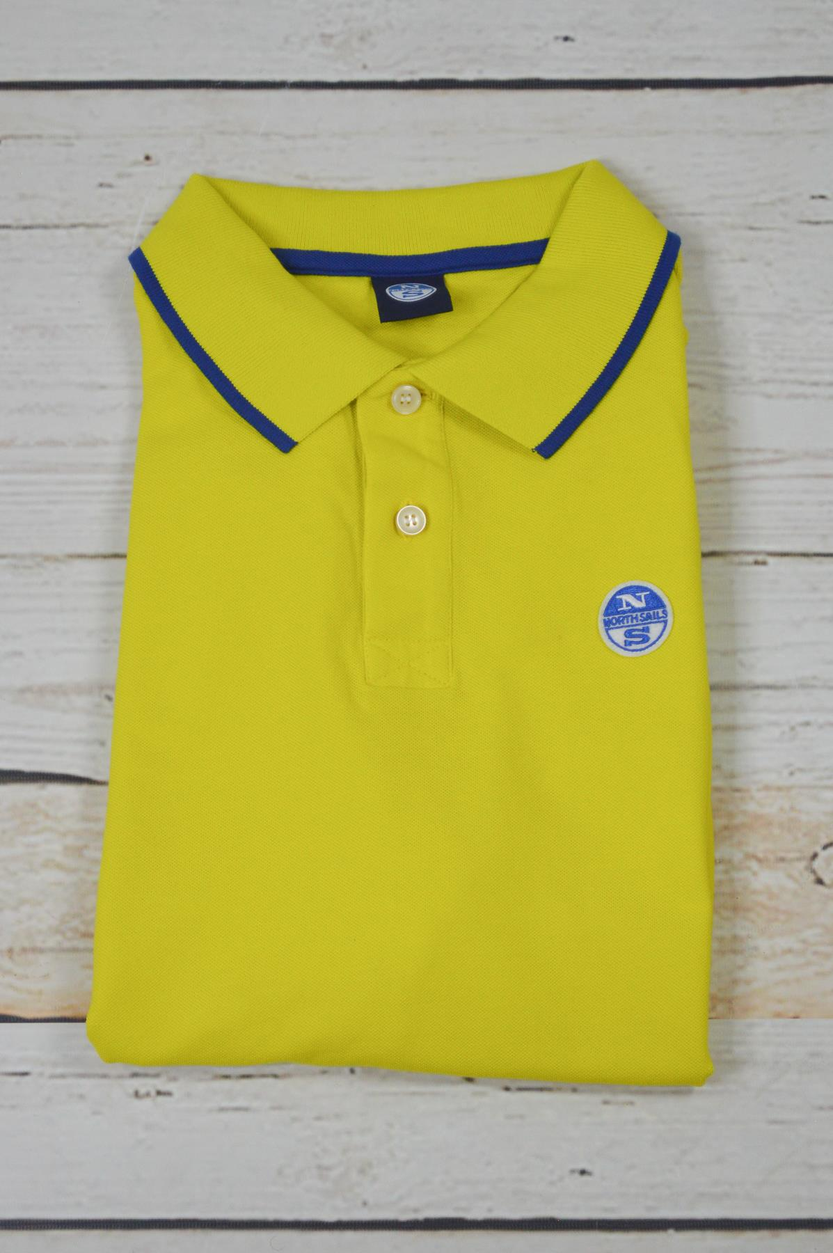 NORTH-SAILS-Mens-Legacy-Heritage-Short-Sleeve-Polo-Shirt-SALE-RRP-50 thumbnail 25