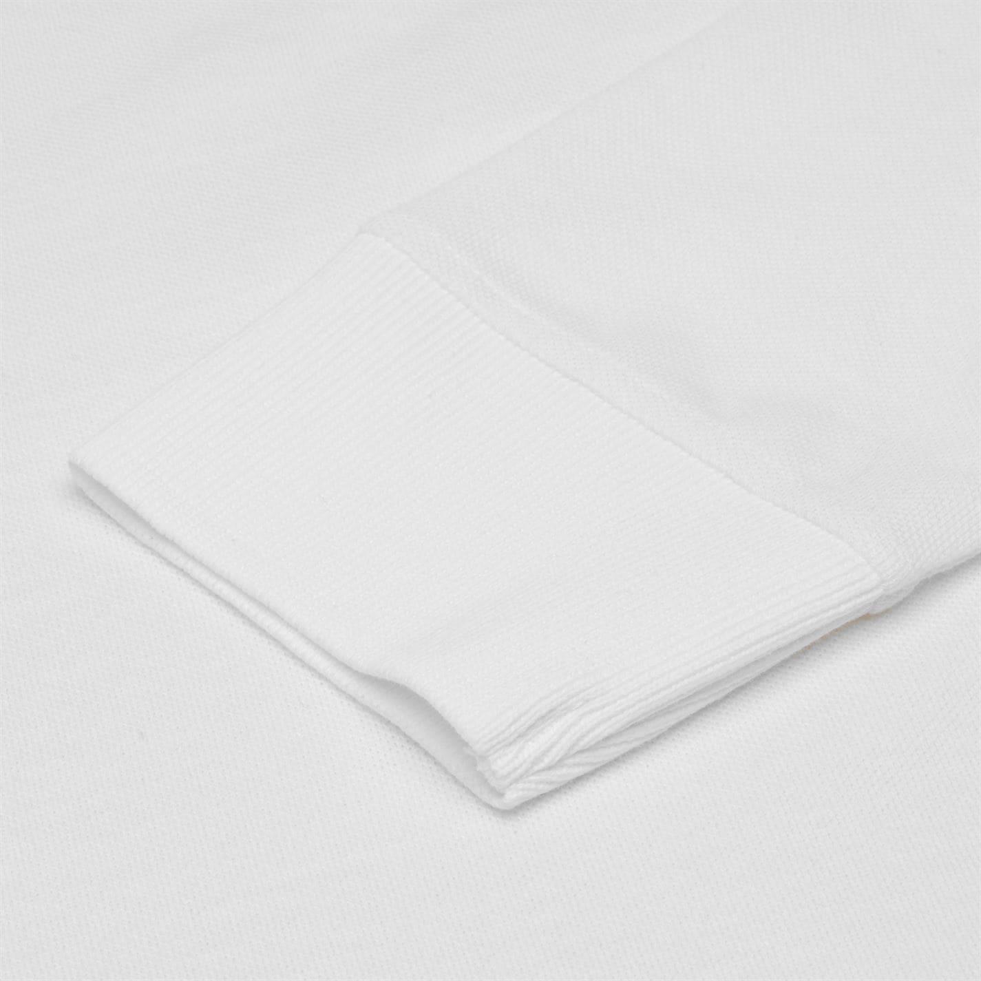 NEW-Pierre-Cardin-Mens-Long-Sleeve-Pure-Cotton-Polo-Shirt-Size-S-M-L-XL-XXL thumbnail 32