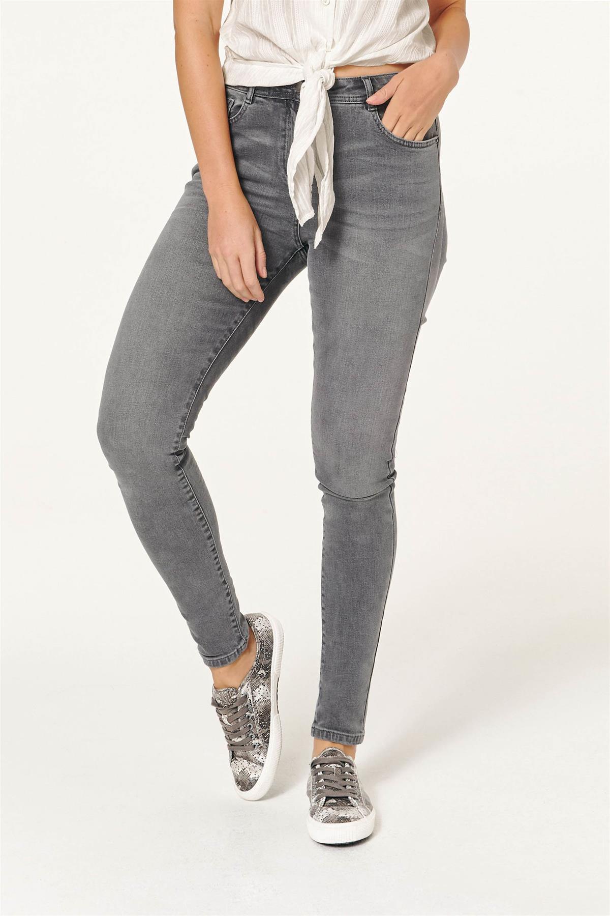 Ladies-Skinny-Jeans-New-ex-Next-Extra-Stretch-Size-6-18-Short-Reg-X-Long-Tall thumbnail 18