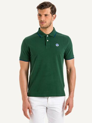 NEW-North-Sails-Legacy-Heritage-Mens-Cotton-Polo-Shirt-Top-Size-S-M-L-XL-XXL-3XL thumbnail 3