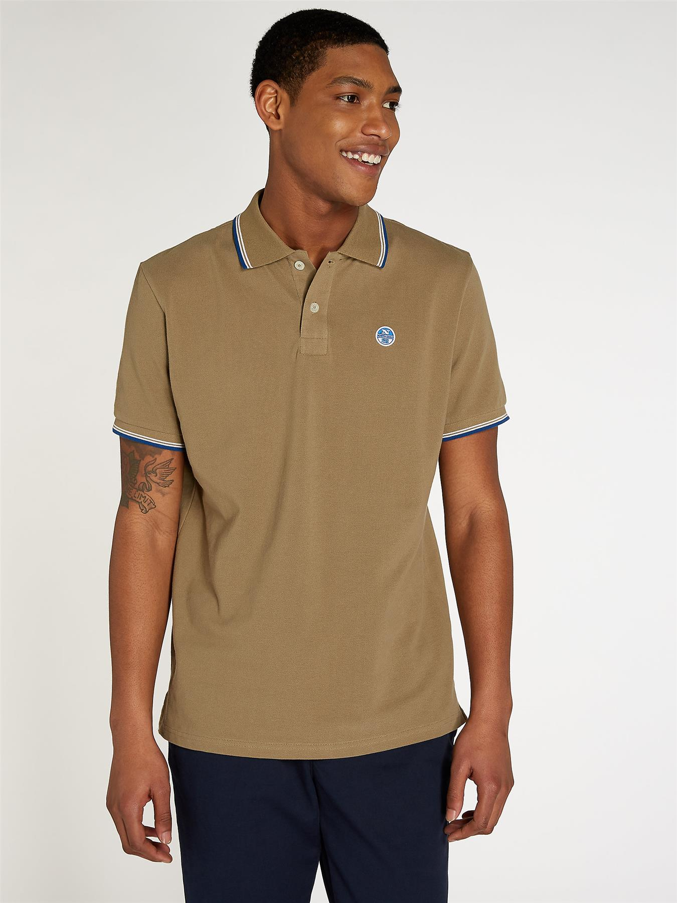 NEW-North-Sails-Legacy-Heritage-Mens-Cotton-Polo-Shirt-Top-Size-S-M-L-XL-XXL-3XL thumbnail 23