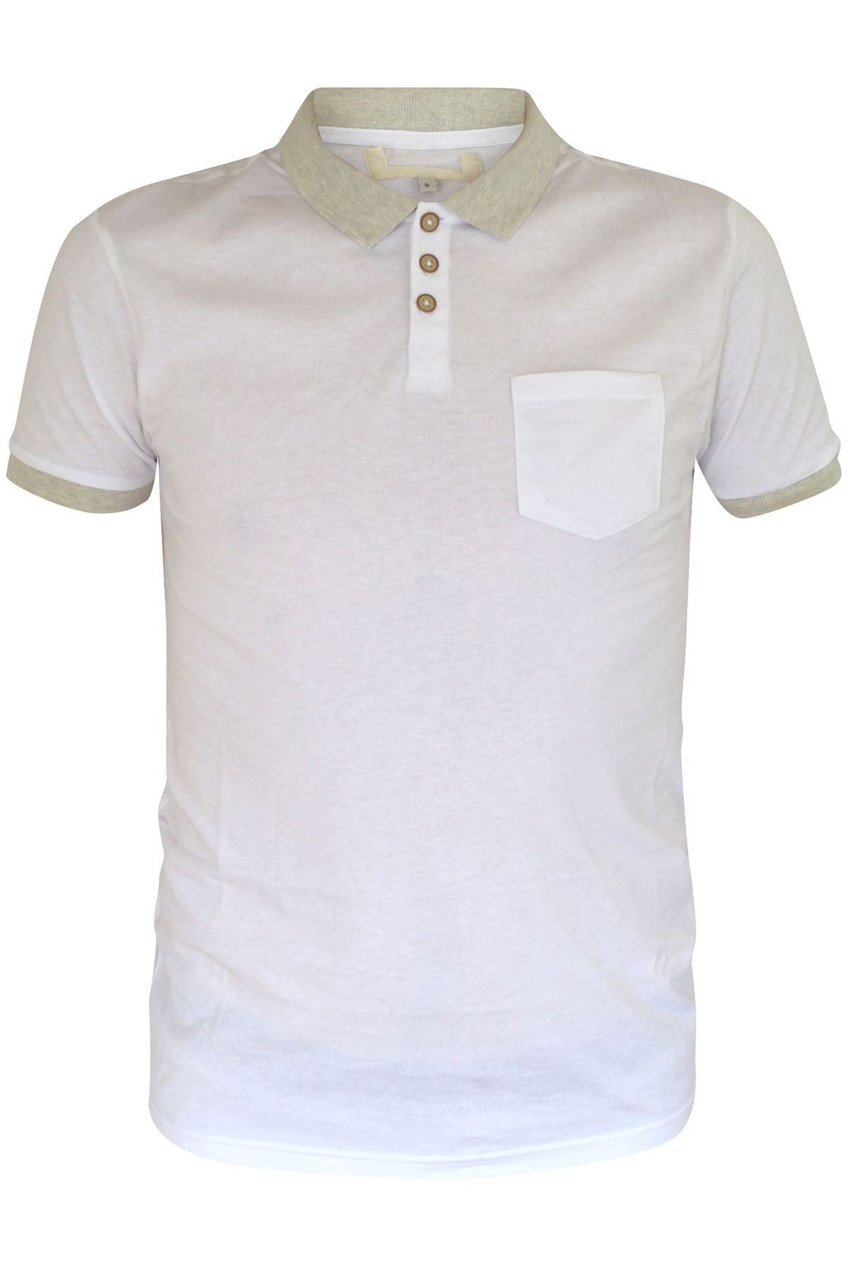 H-amp-M-Mens-Cotton-Polo-Shirts-SALE-Was-22 thumbnail 15