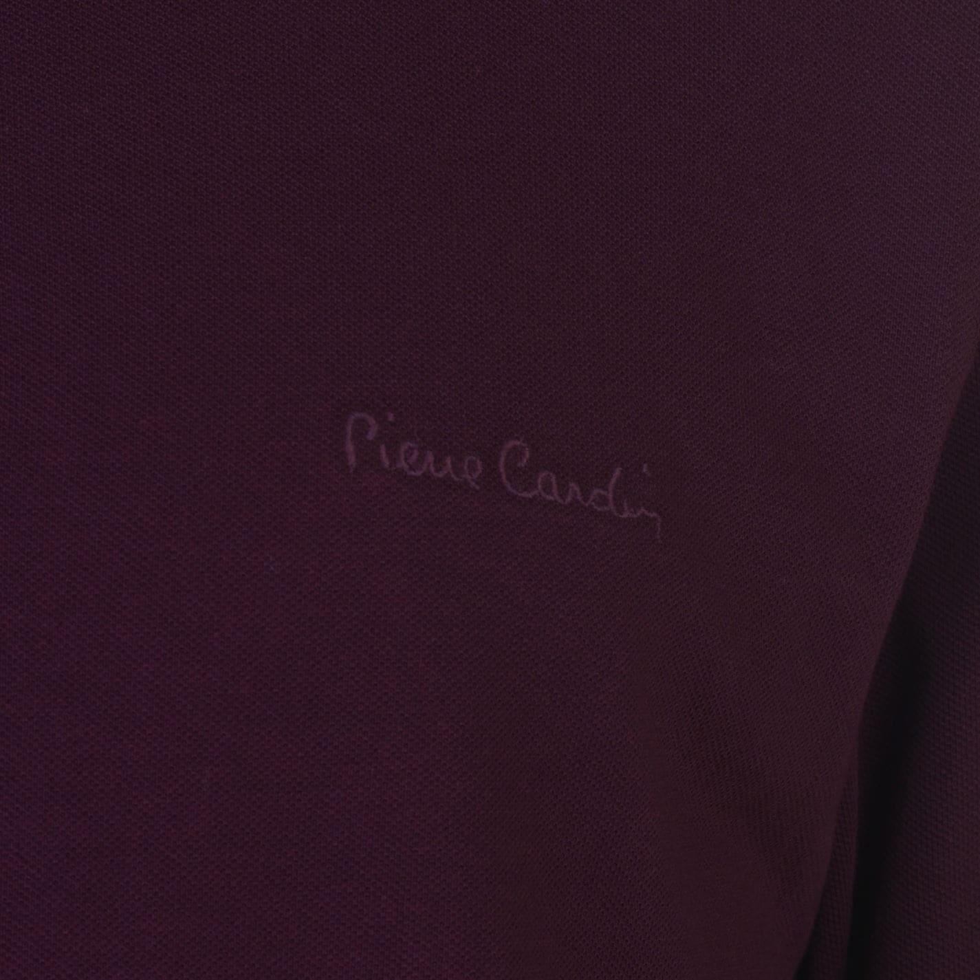 NEW-Pierre-Cardin-Mens-Long-Sleeve-Pure-Cotton-Polo-Shirt-Size-S-M-L-XL-XXL thumbnail 27