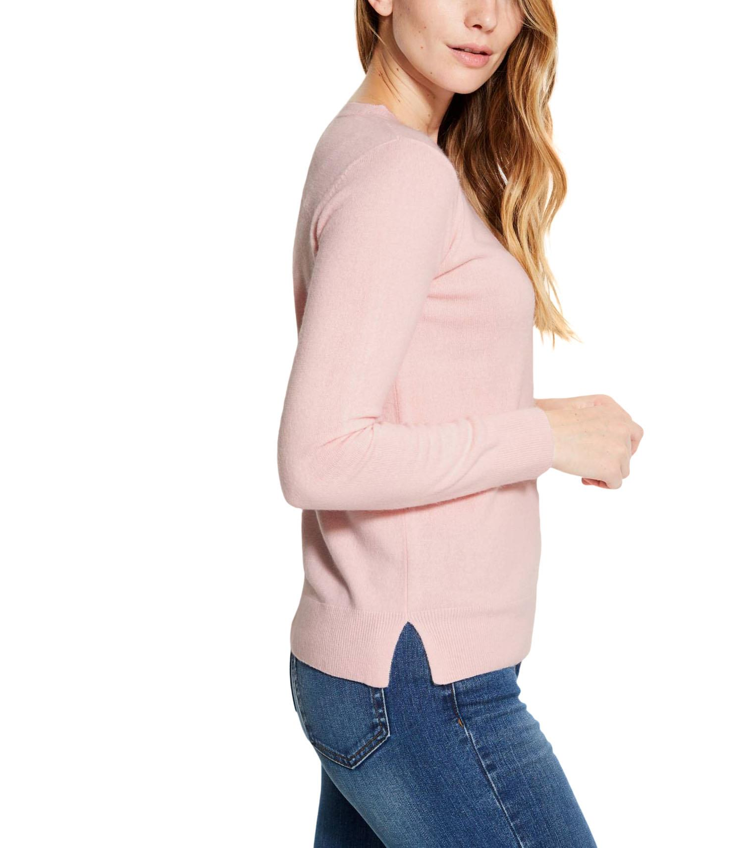 NEW-Ex-M-amp-S-Ladies-Super-Soft-Lightweight-Round-Neck-Summer-Jumper-Size-6-18 thumbnail 15