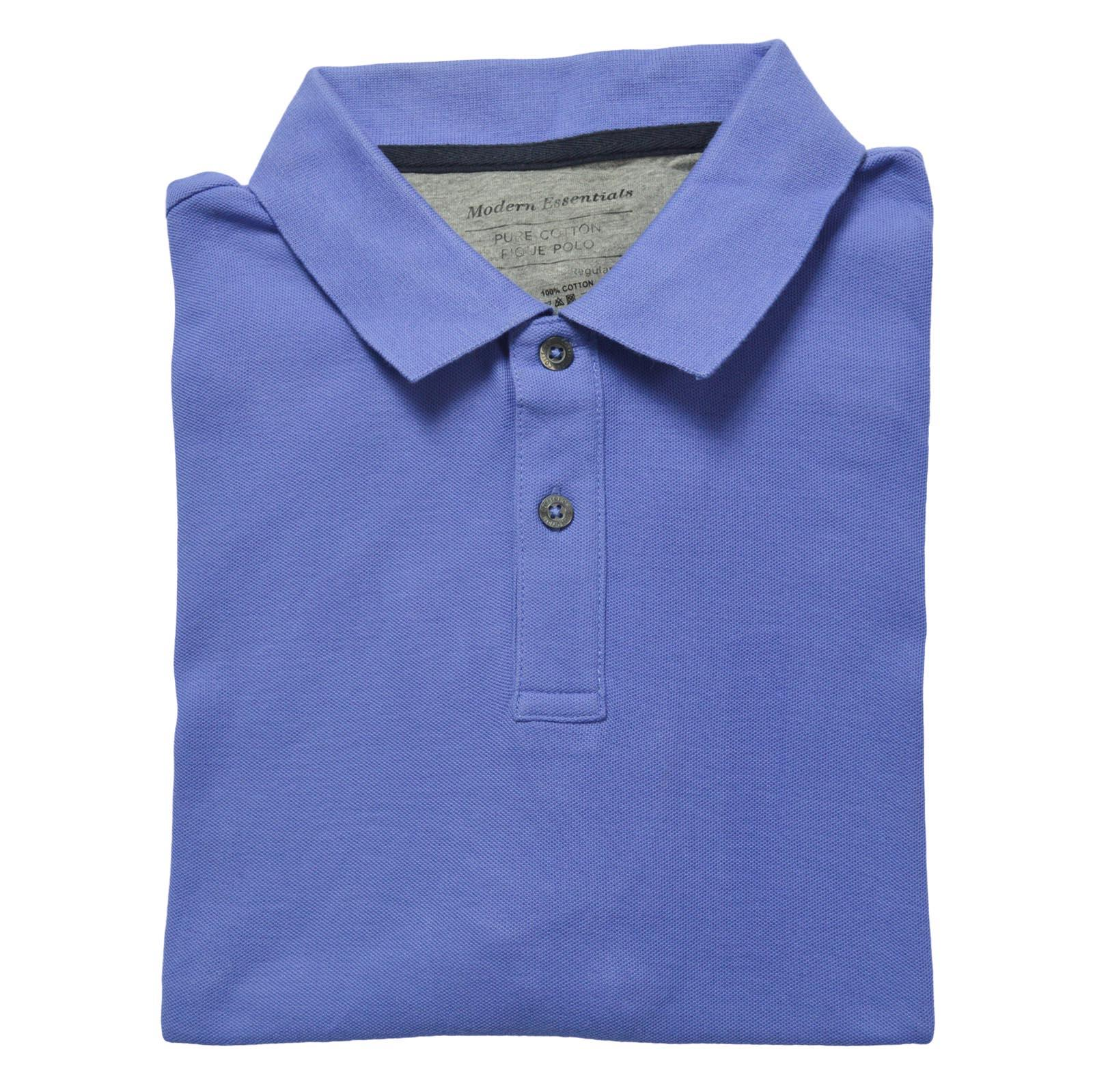 MARKS-amp-SPENCER-Mens-Classic-Cotton-Polo-Shirt-M-amp-S-All-Colours-and-Large-Sizes thumbnail 10