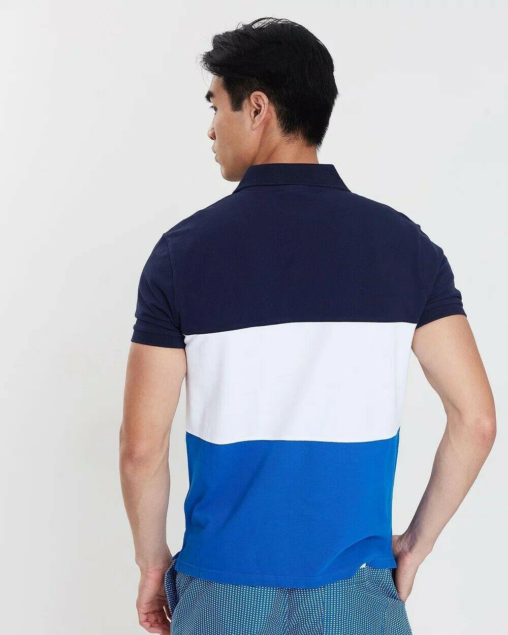 NORTH-SAILS-Mens-Legacy-Heritage-Short-Sleeve-Polo-Shirt-SALE-RRP-50 thumbnail 29