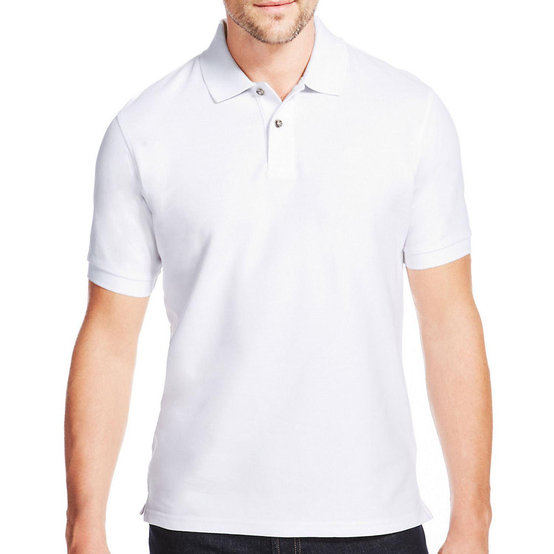 Ex-M-amp-S-Mens-Cotton-Polo-Shirt-Marks-amp-Spencer-Blue-Harbour-Size-S-M thumbnail 15