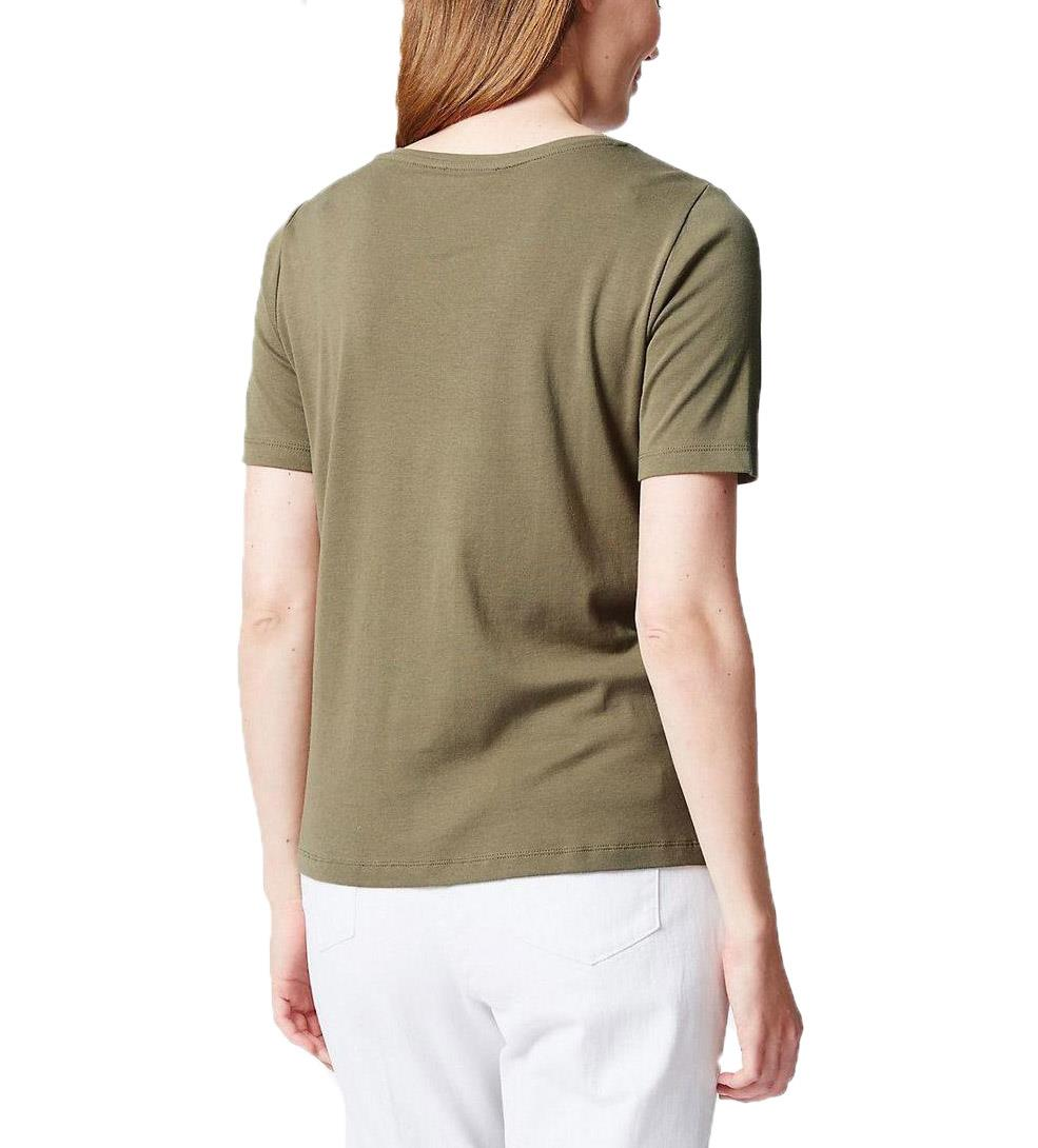 NEW-Ex-M-amp-S-Scoop-Neck-Long-Sleeve-Jersey-Top-Triple-Stitch-Neck-Sizes-8-24 thumbnail 17