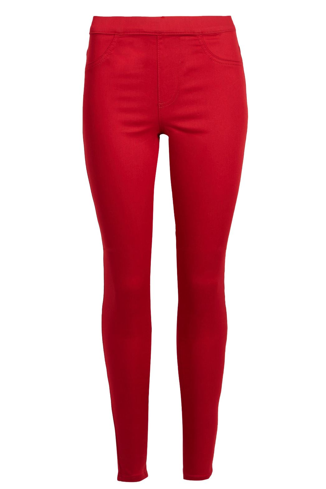 NEW-Ex-M-amp-S-Womens-Stretch-Fit-High-Waist-Skinny-Jeggings-Size-8-10-12-14-16-18 thumbnail 14