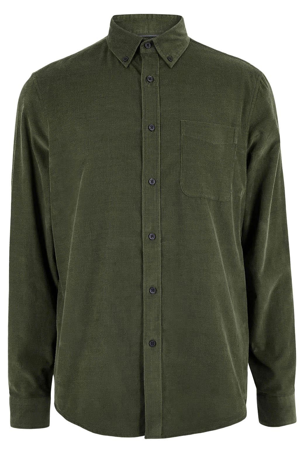 M-amp-S-Marks-and-Spencer-Mens-Fine-Cotton-Corduroy-Needlecord-Shirt-XL-4XL thumbnail 17