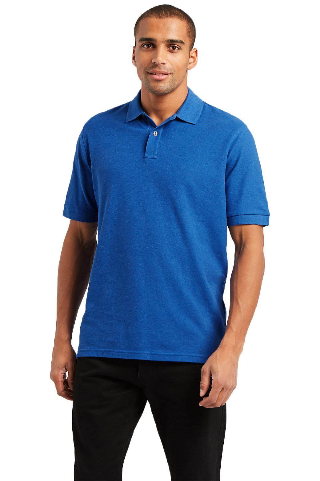 Marks-amp-Spencer-Camisa-Polo-Pique-Algodon-Para-Hombres-Tallas-Extra-Grande miniatura 9