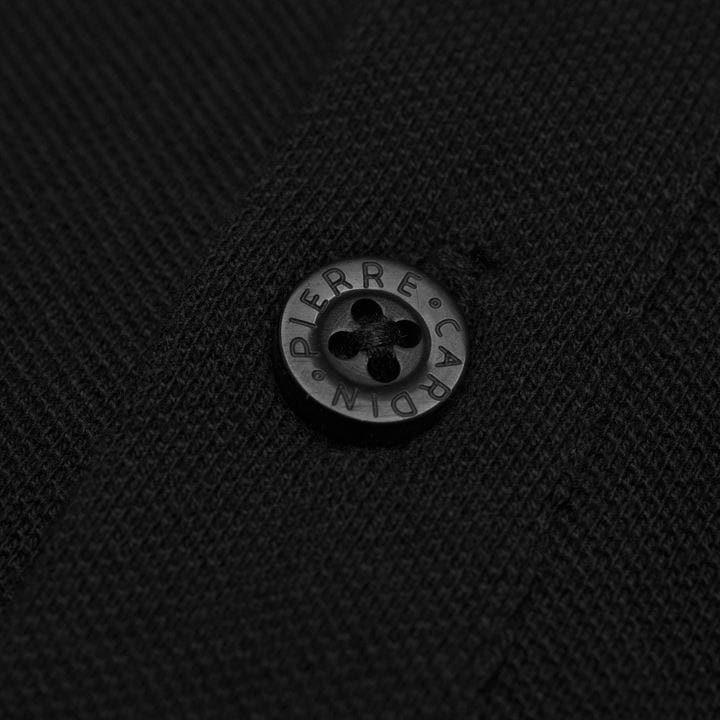 NEW-Pierre-Cardin-Mens-Long-Sleeve-Pure-Cotton-Polo-Shirt-Size-S-M-L-XL-XXL thumbnail 14