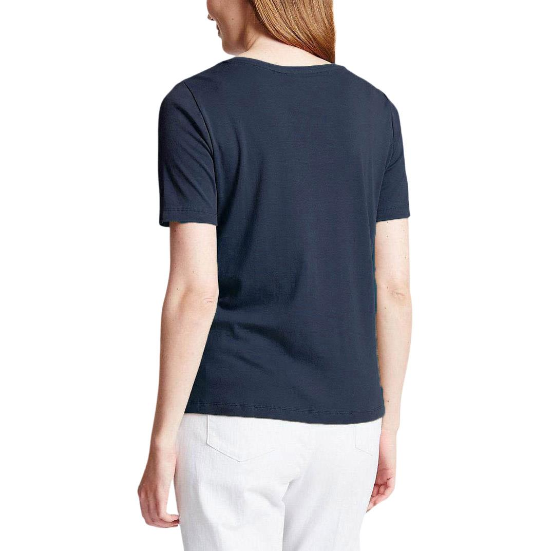 NEW-Ex-M-amp-S-Scoop-Neck-Long-Sleeve-Jersey-Top-Triple-Stitch-Neck-Sizes-8-24 thumbnail 21